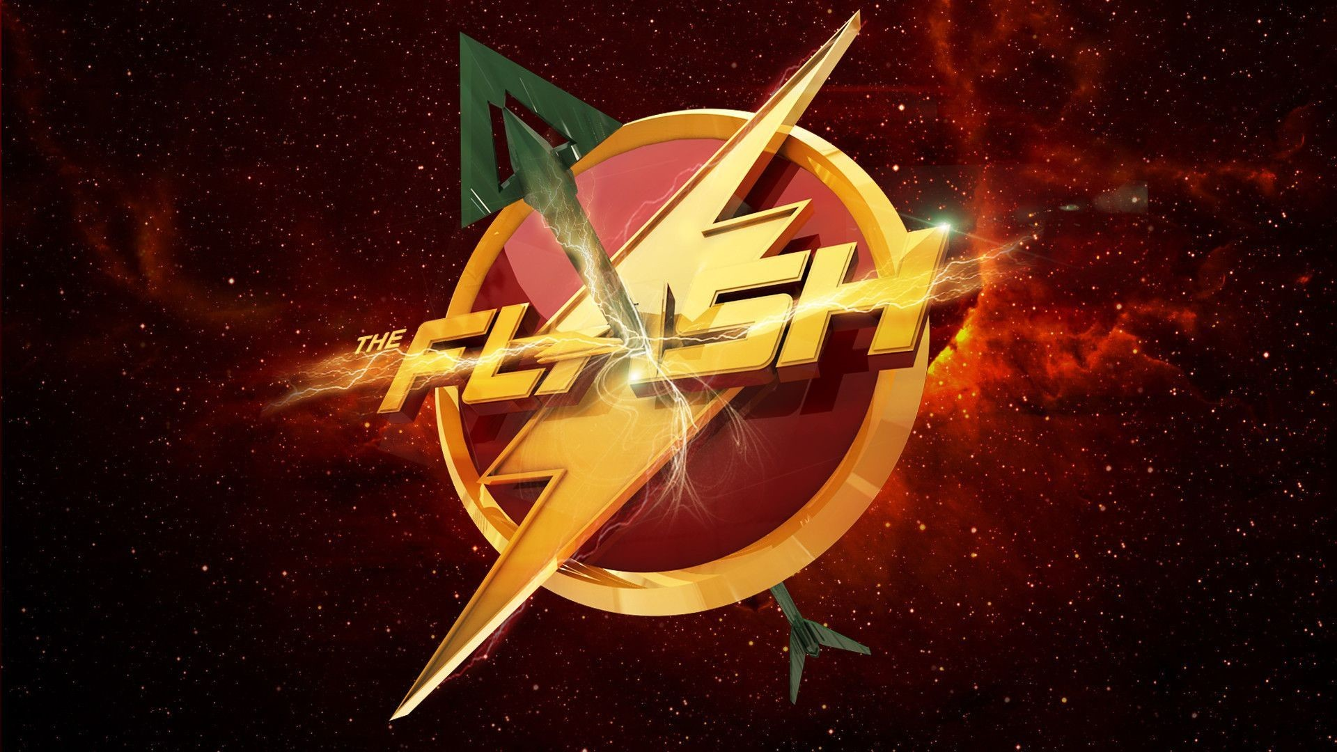 The Flash Wallpapers • TrumpWallpapers