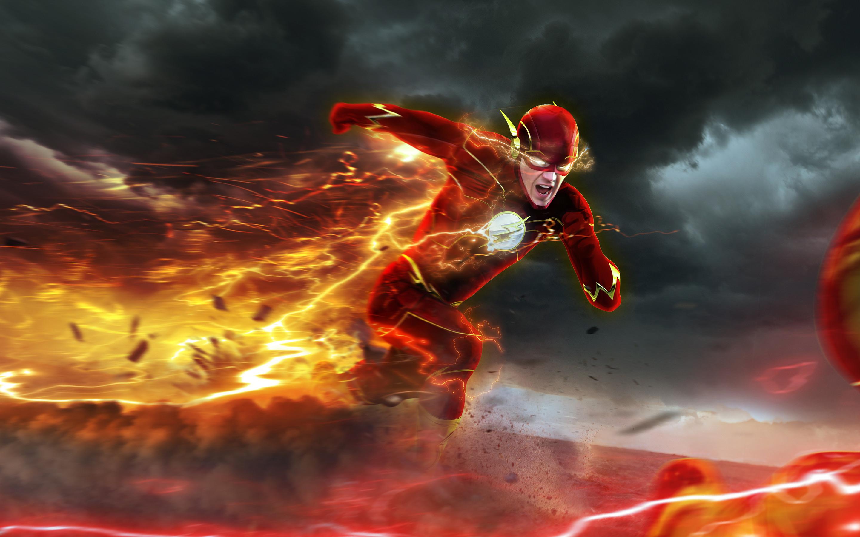 hd flash wallpaper