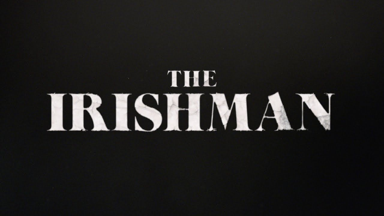 the irishman wallpaper 4k