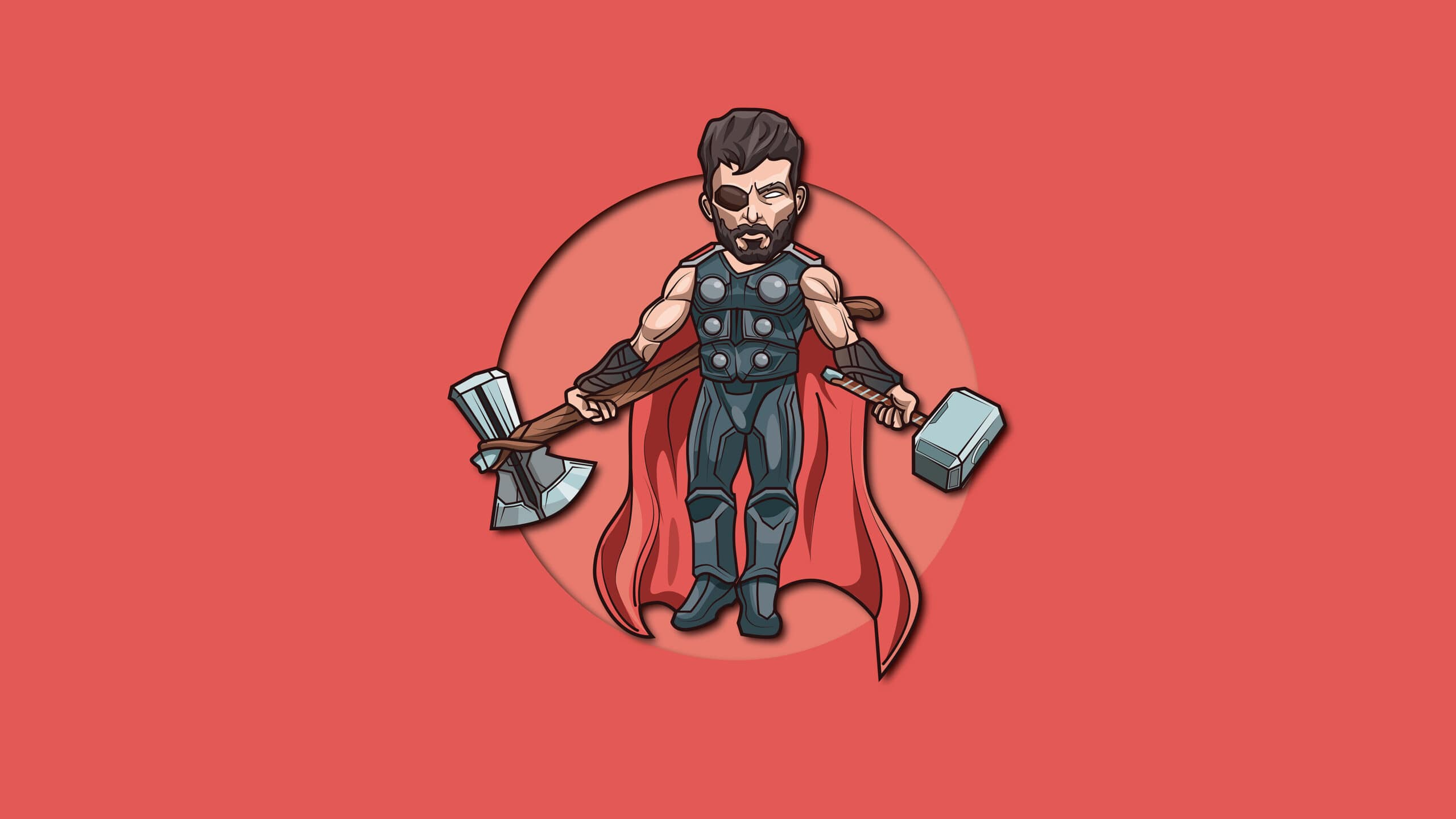 thor cartoon images