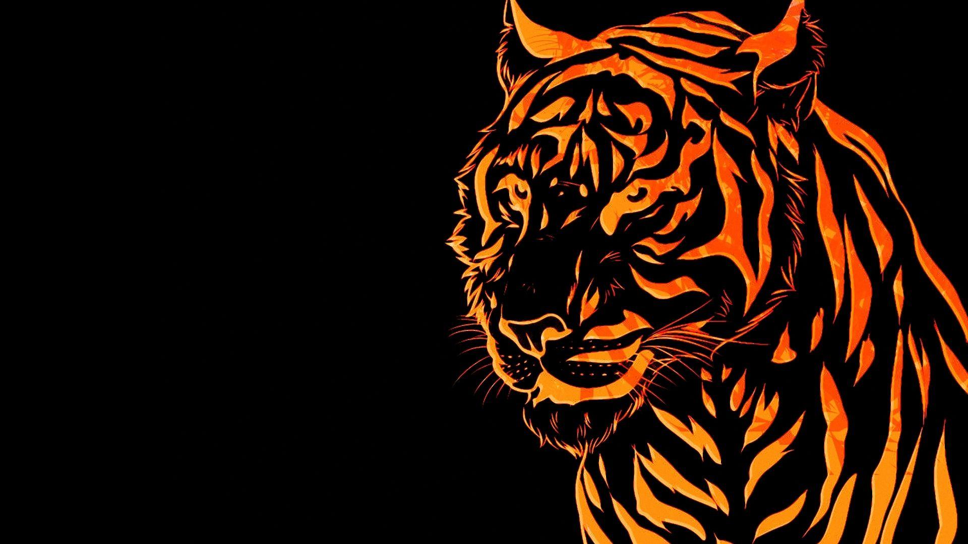 tiger ki photo