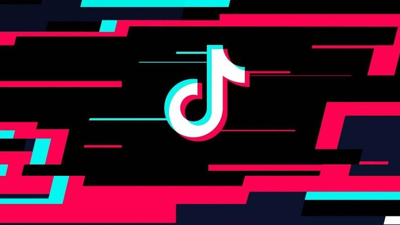 tiktok logo 4k