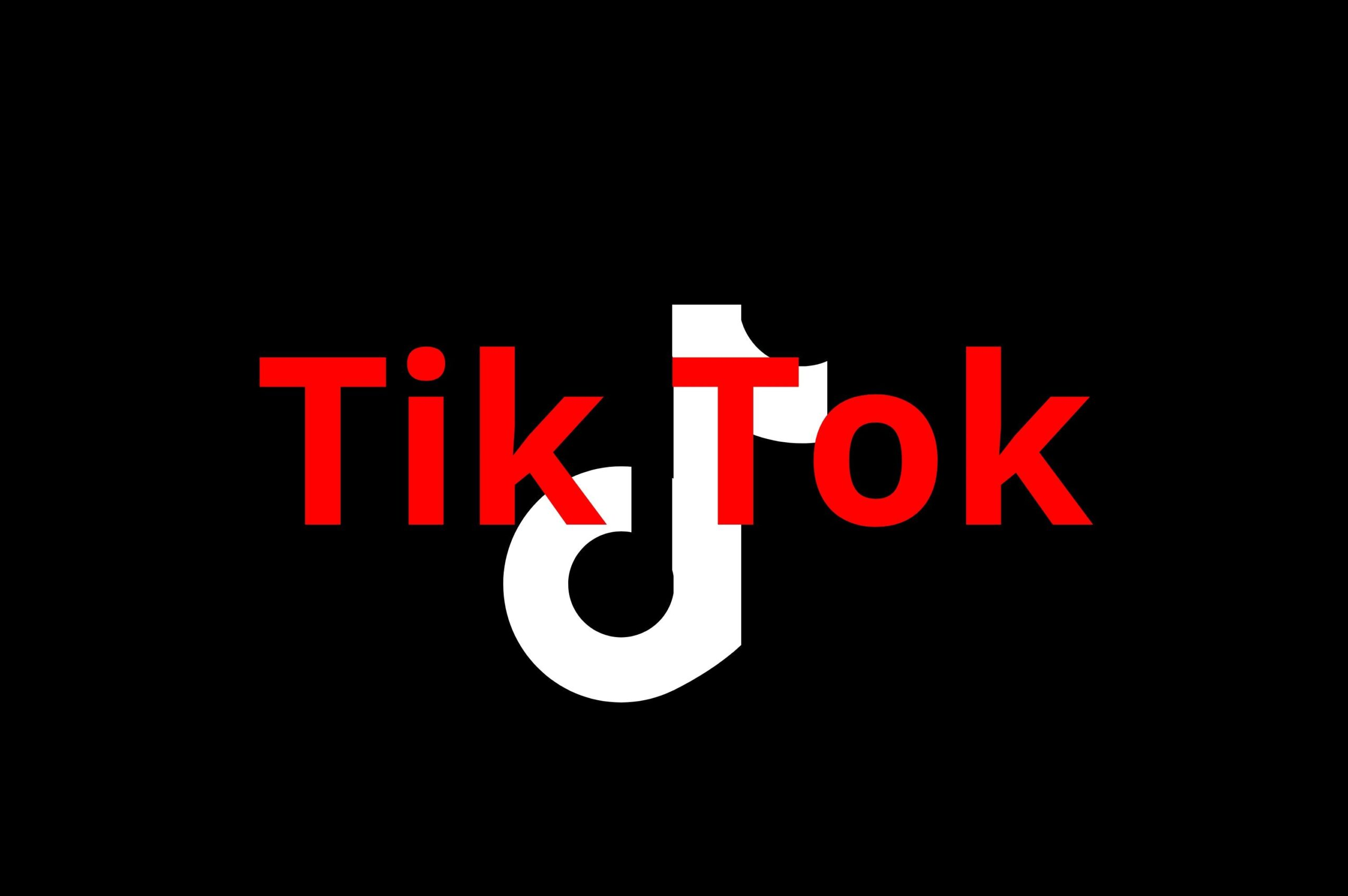 background from tiktok