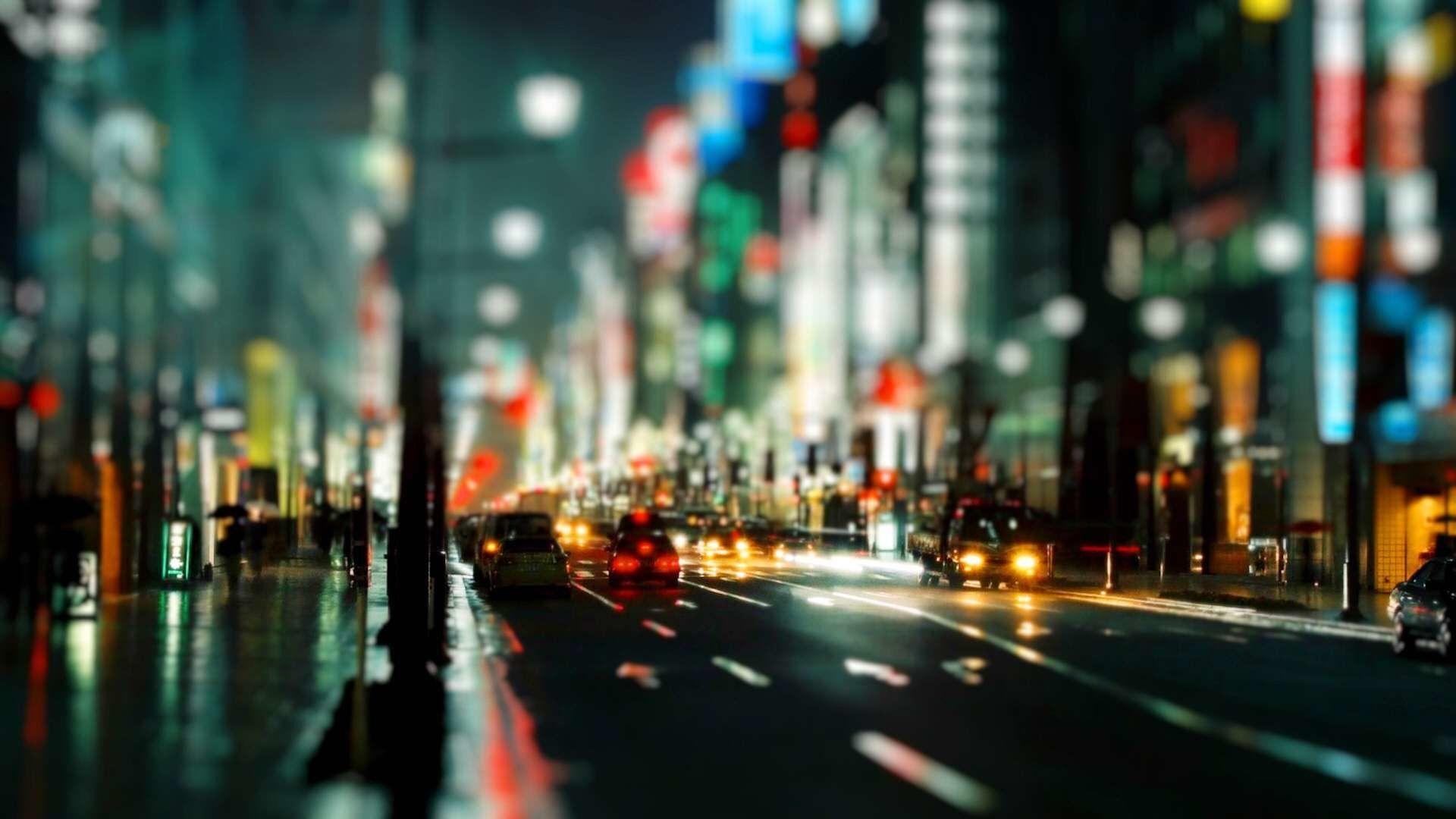 tokyo streets wallpaper