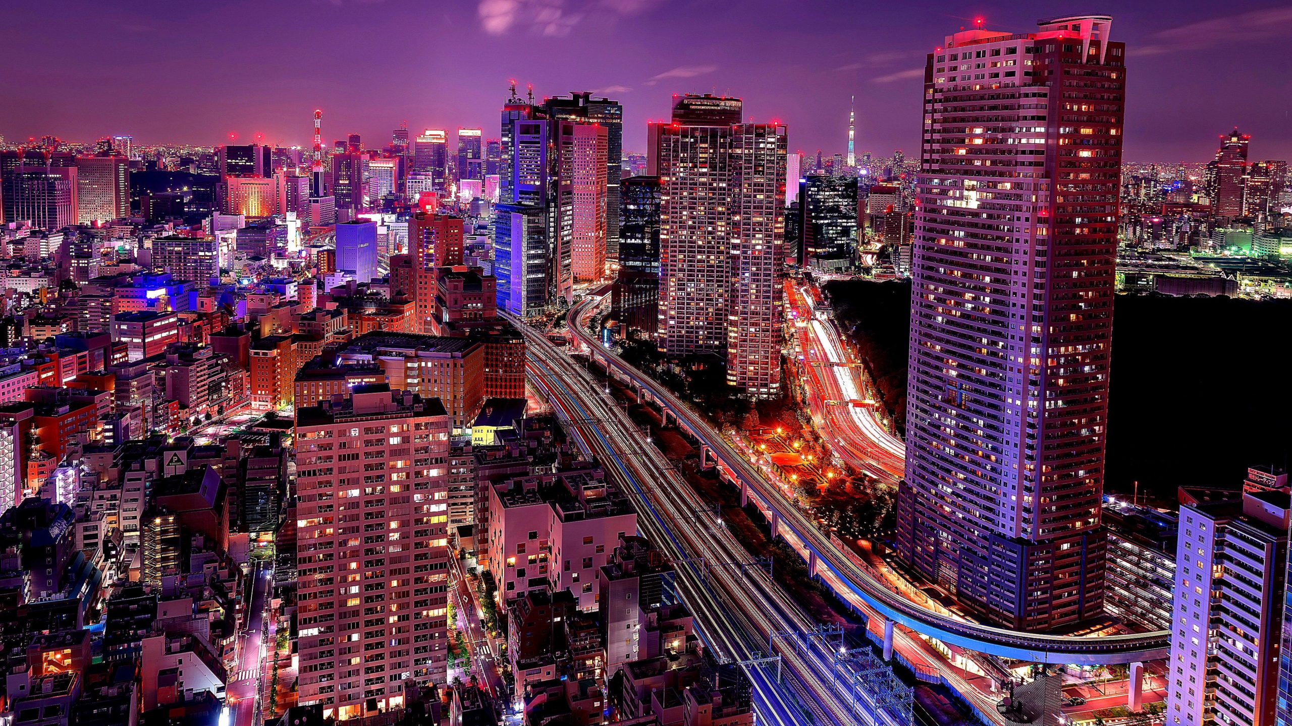 tokyo background wallpapers