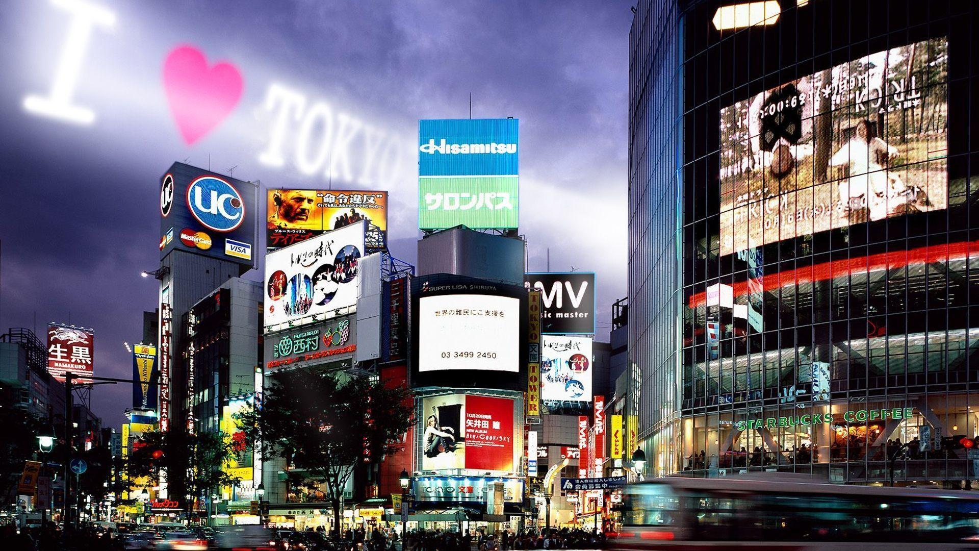 photos of tokyo japan