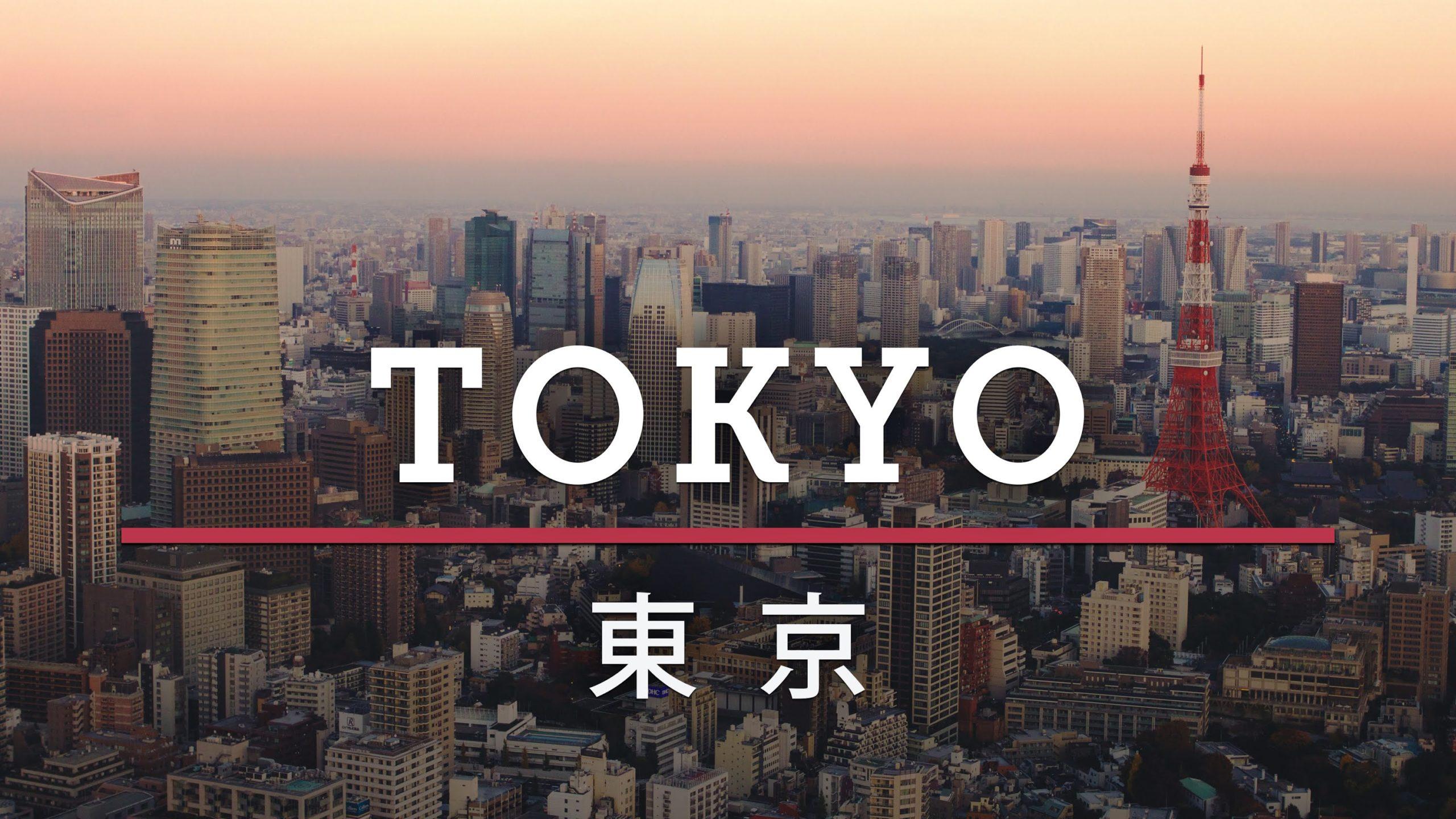 Tokyo Wallpaper 4k