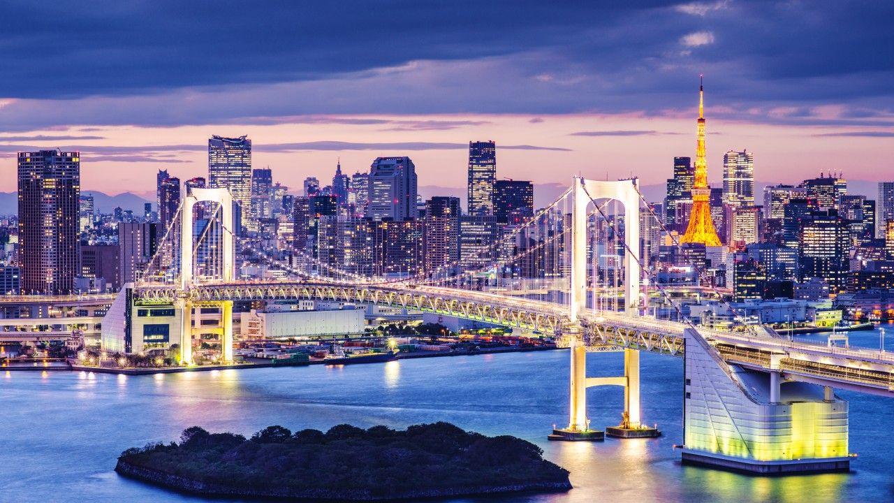 japanese scenery wallpaper