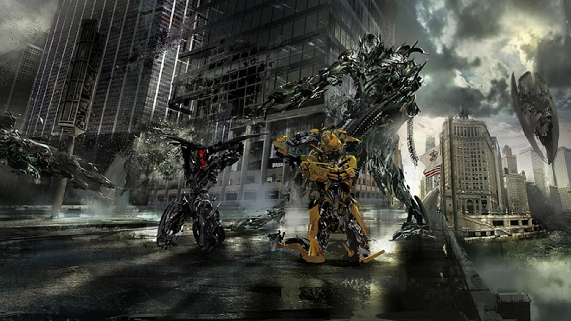 transformers 5 hd wallpaper