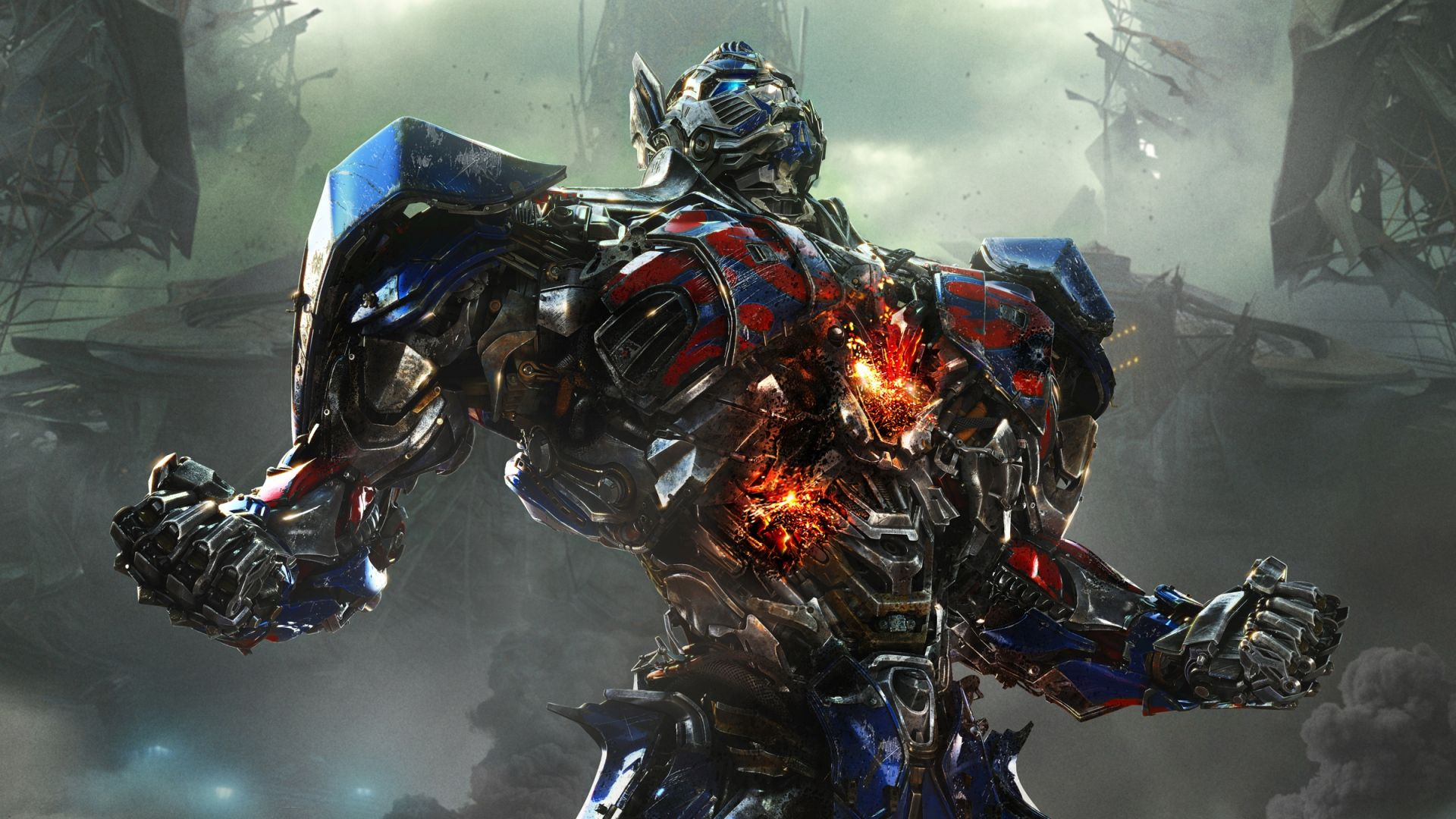 optimus prime wallpaper 4k