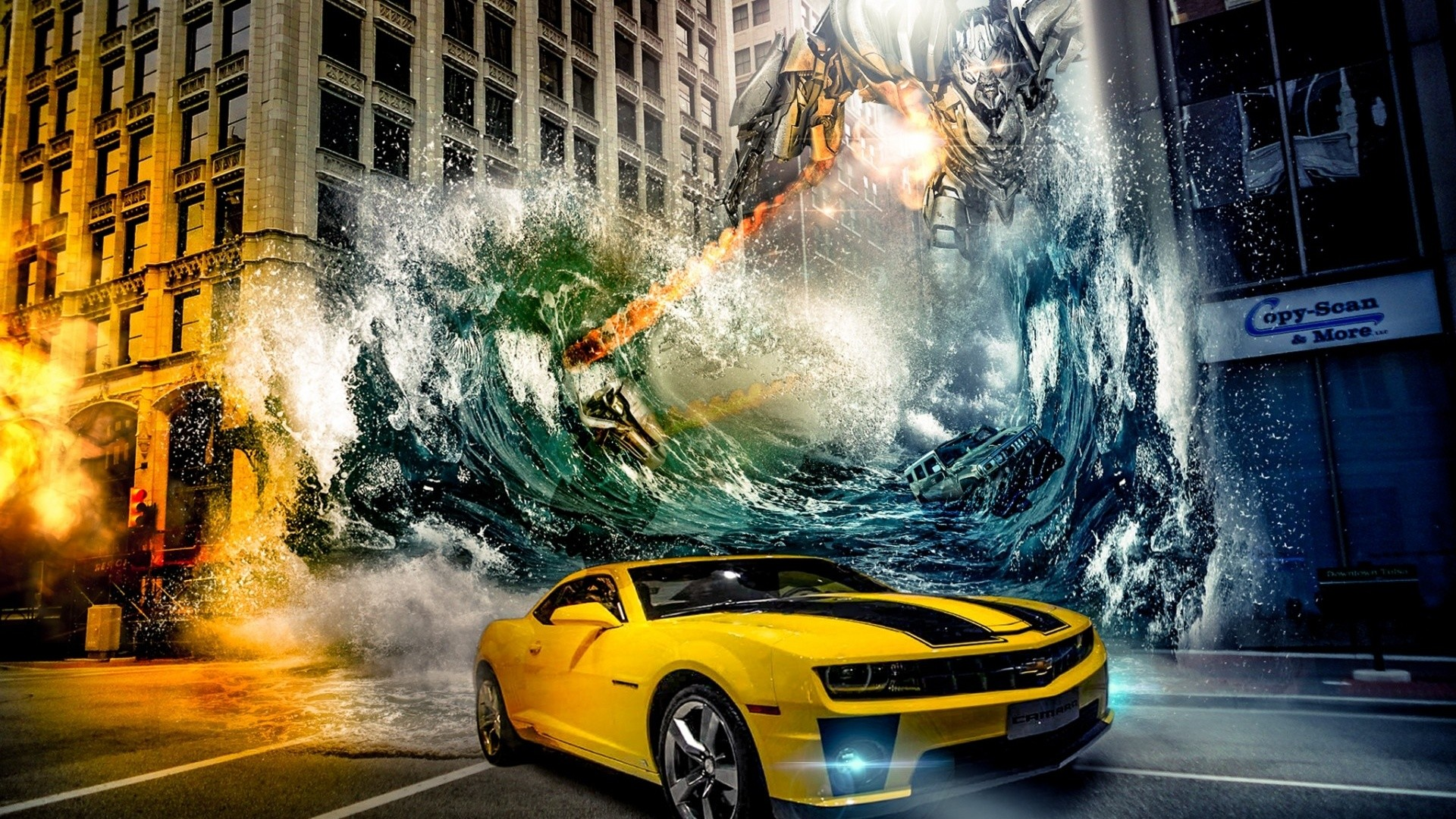transformers 4 hd images