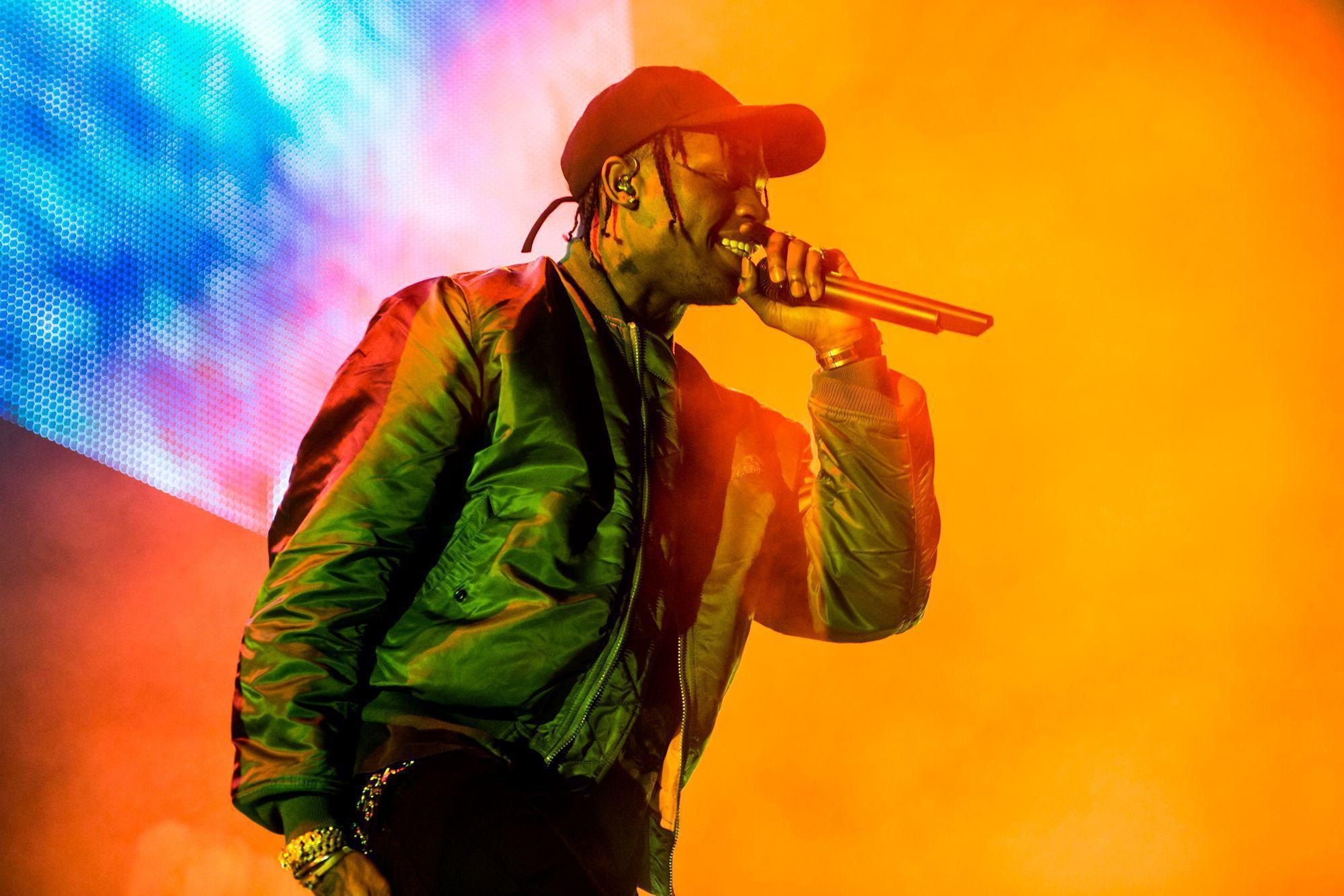 travis scott hd