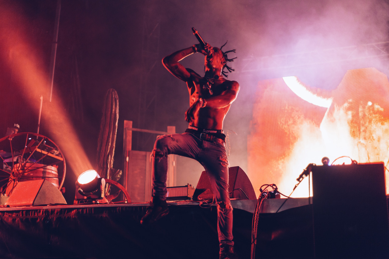 travis scott edit