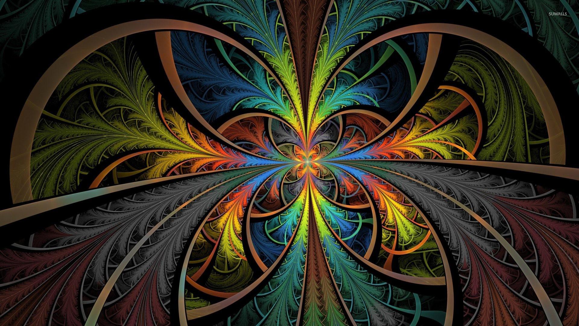 trippy desktop wallpaper