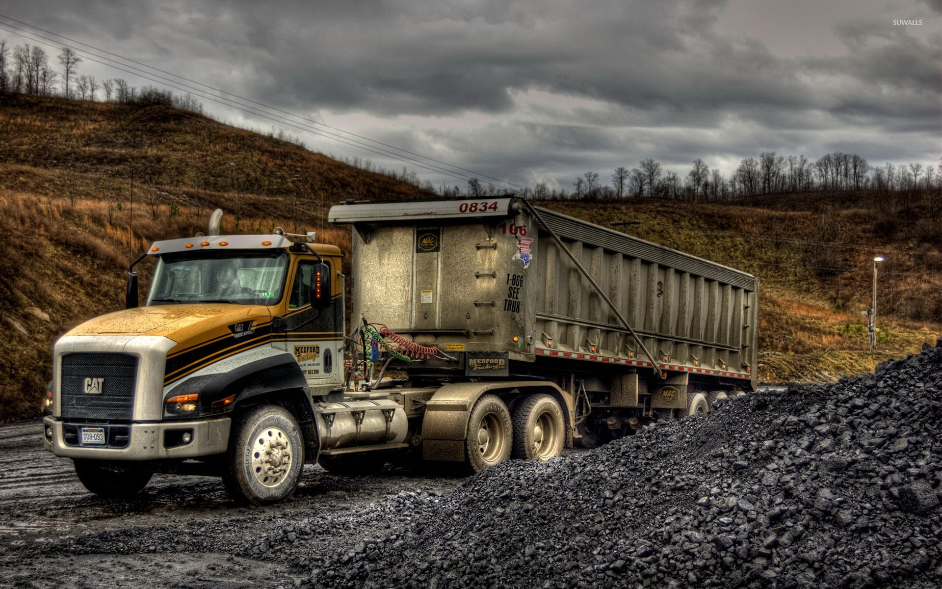 trucking pictures