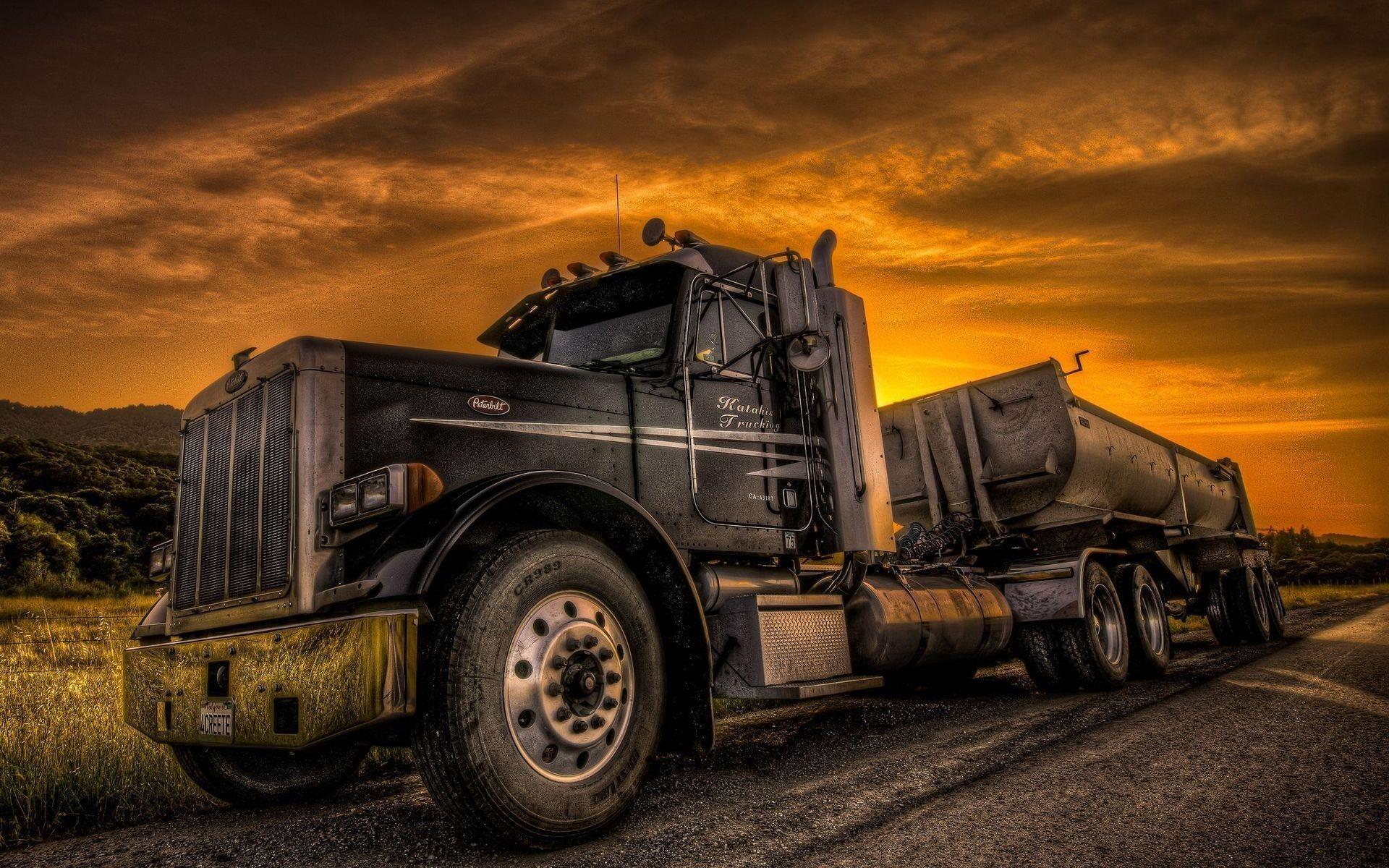 trucks pic hd