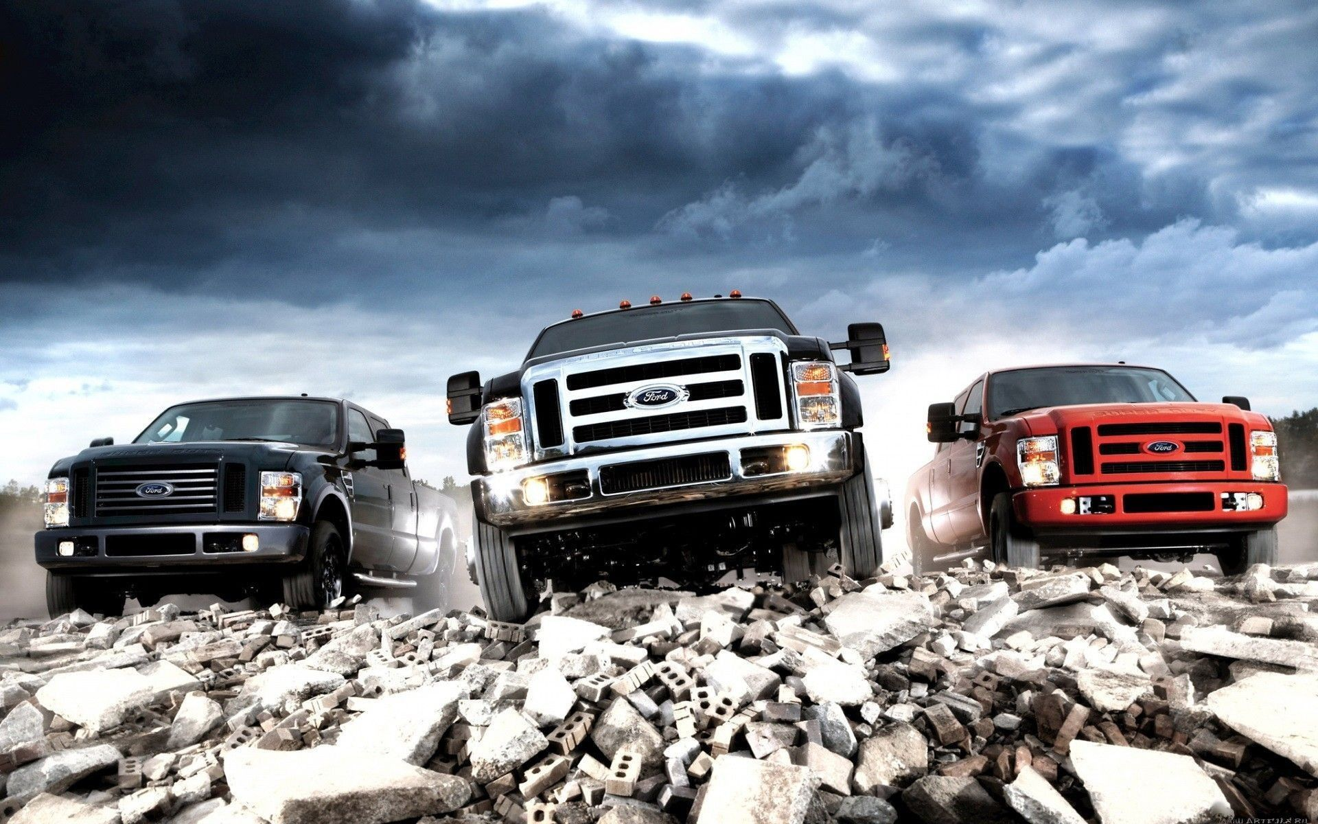 free truck images
