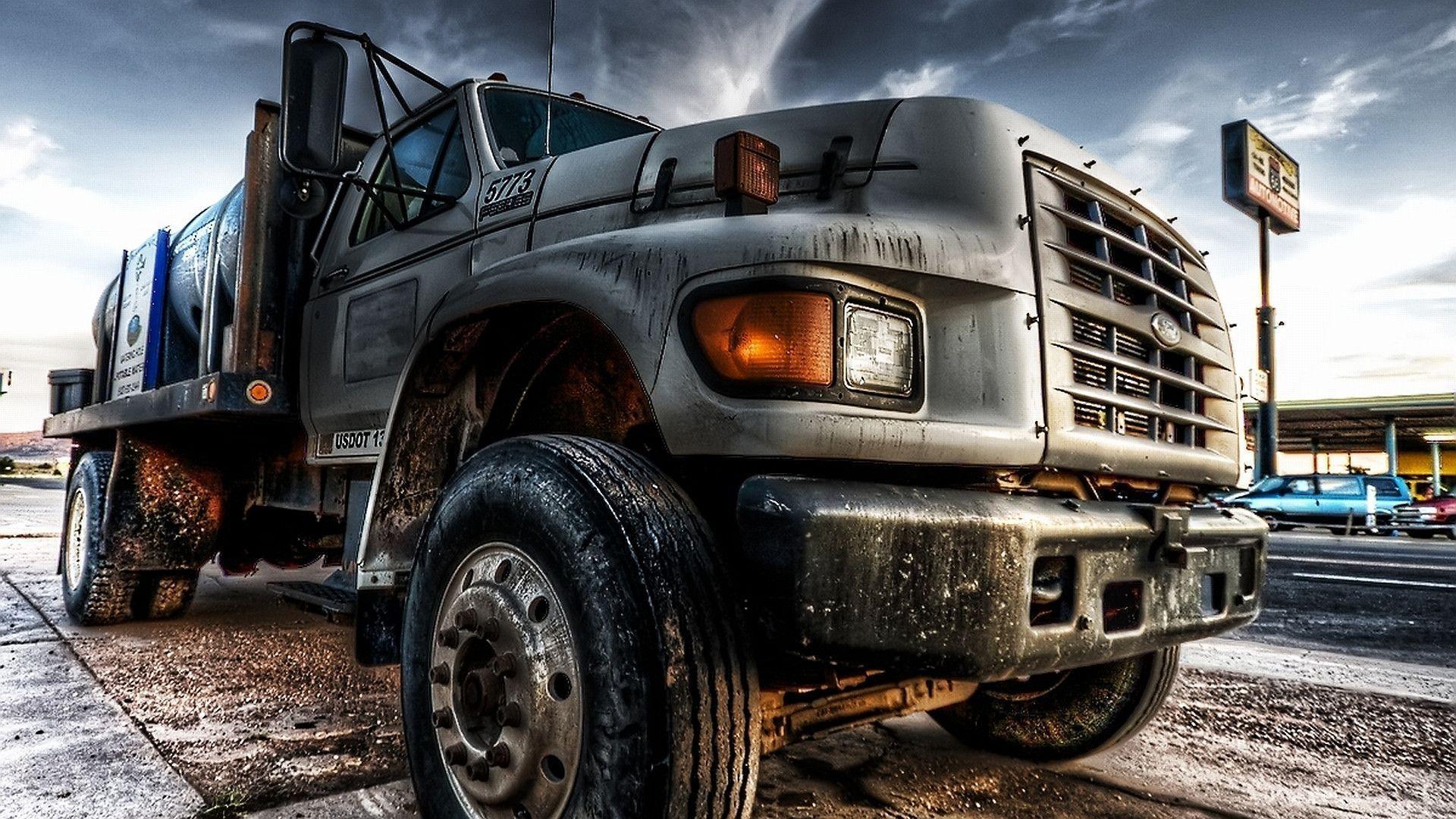 truck desktop wallpapers
