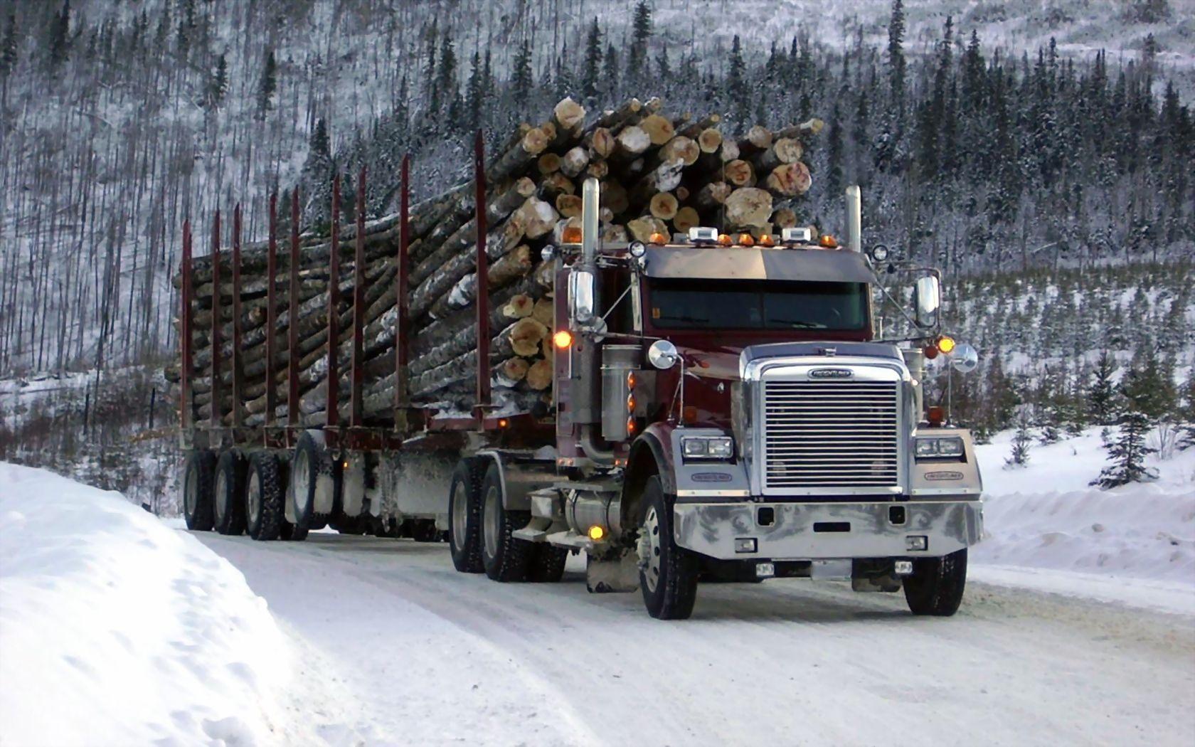 big trucks picture