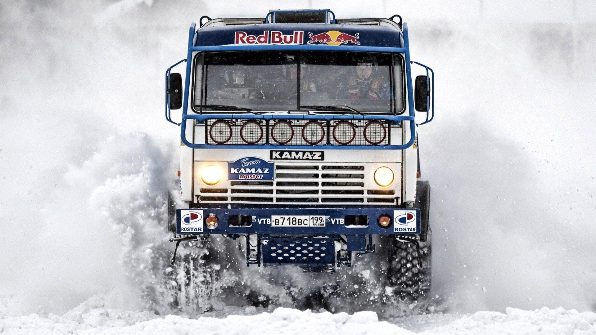 semi truck backgrounds
