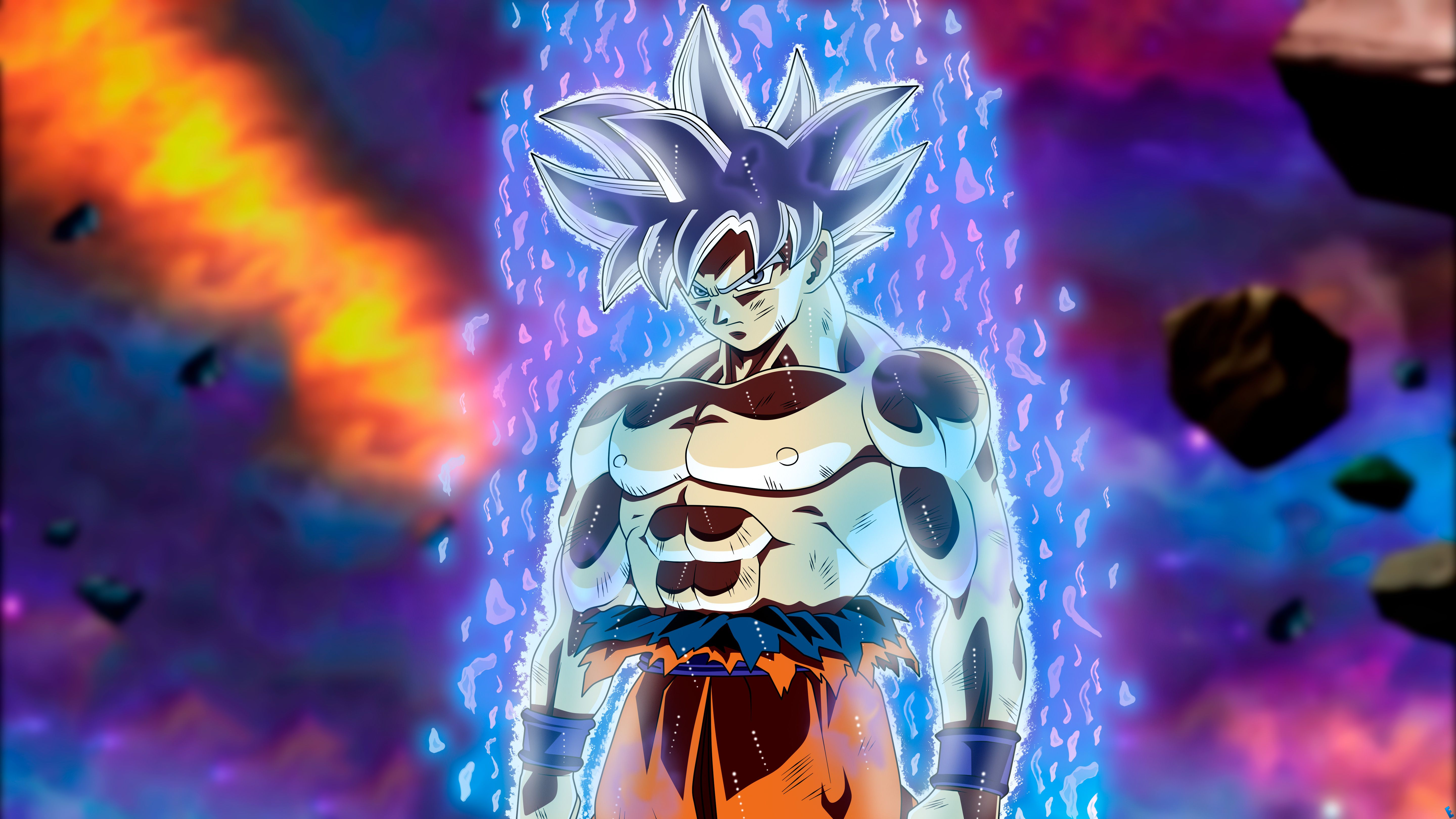 Ultra Instinct Goku Wallpapers Trumpwallpapers
