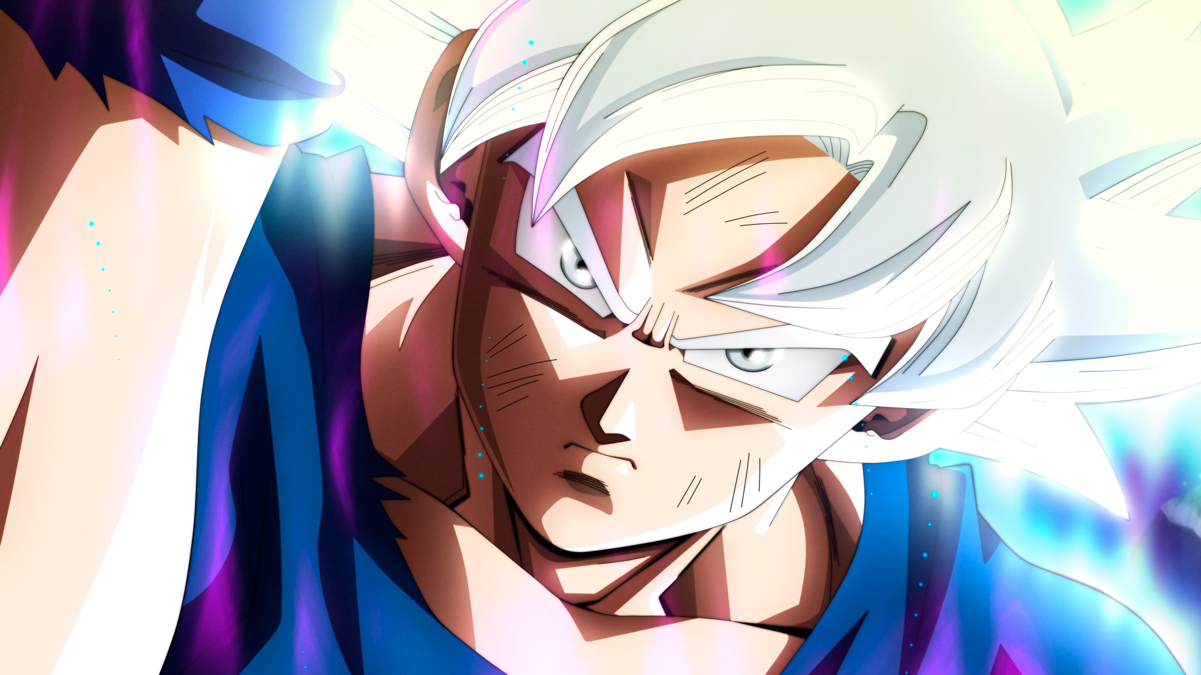 goku ultra instinct hd wallpaper, ultra instinct background