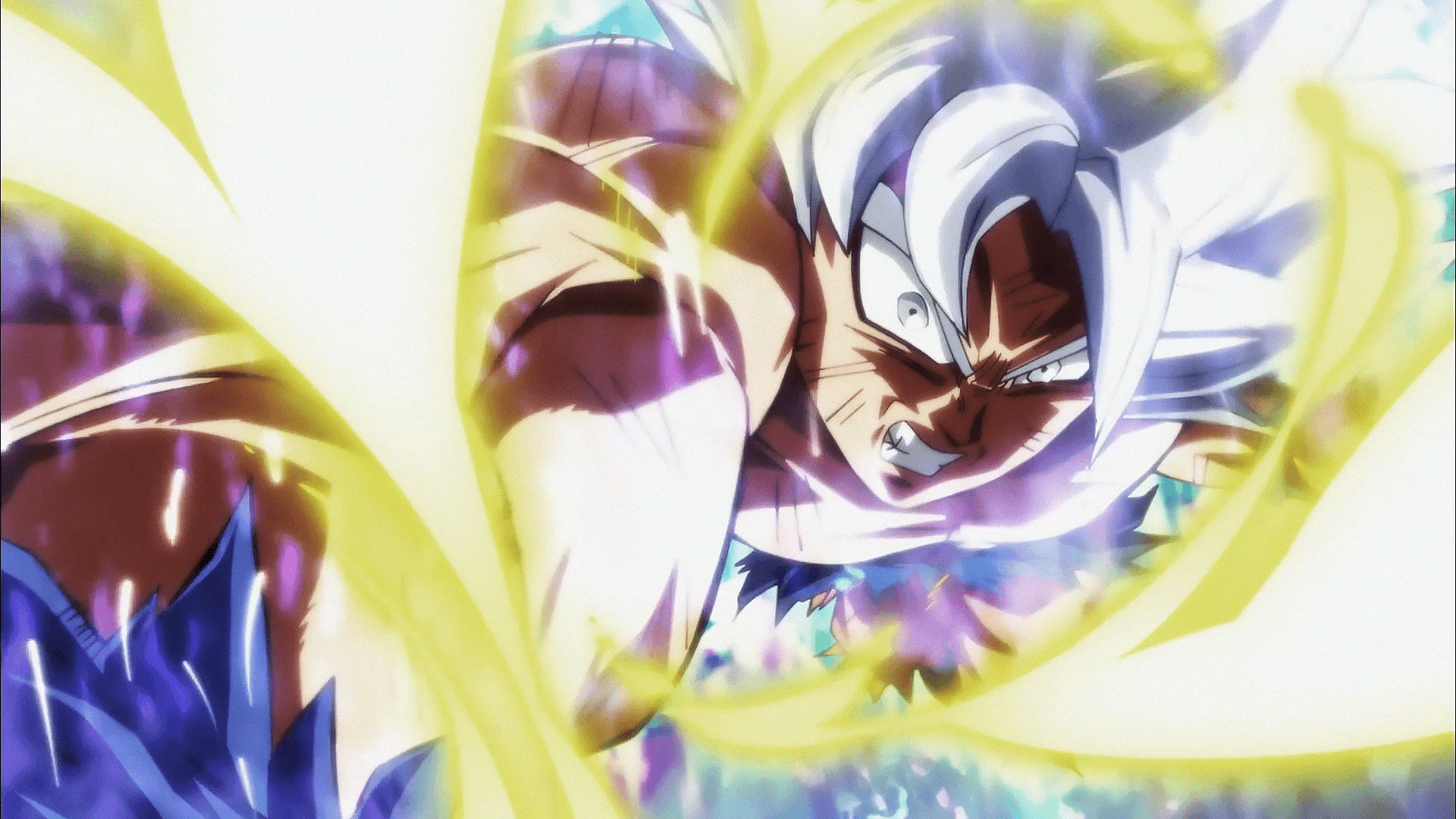 ultra instinct goku hd, goku wallpapers