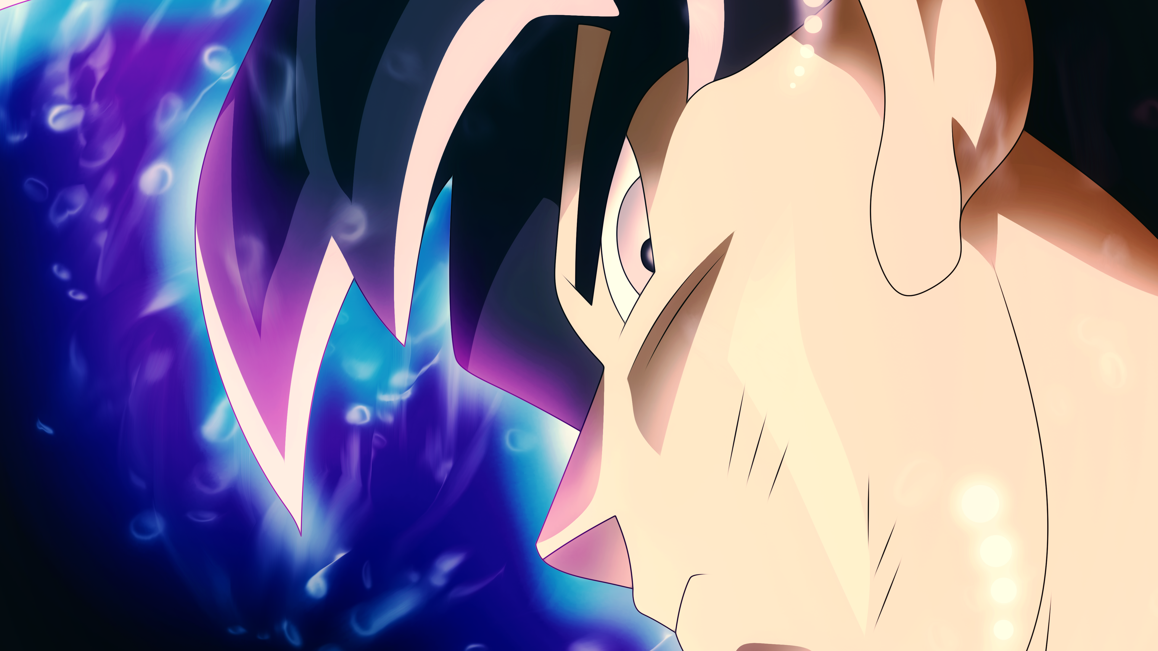 goku ultra instinct wallpaper hd, goku ultra instinct mastered