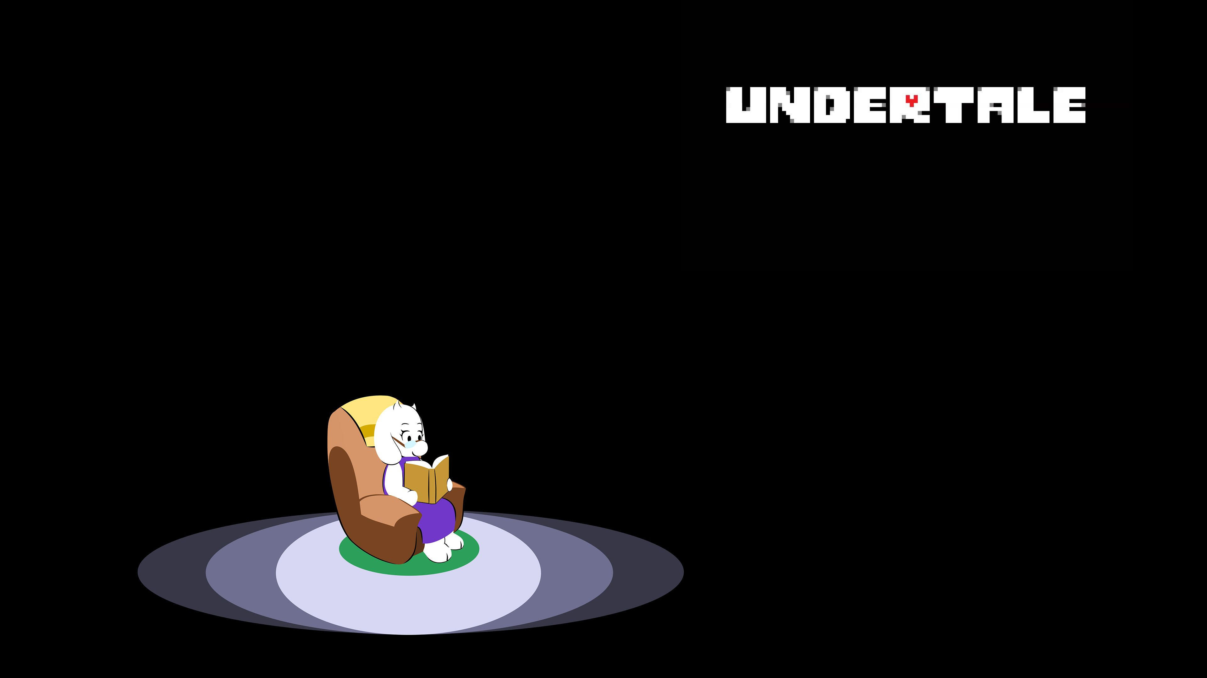 undertale screensavers