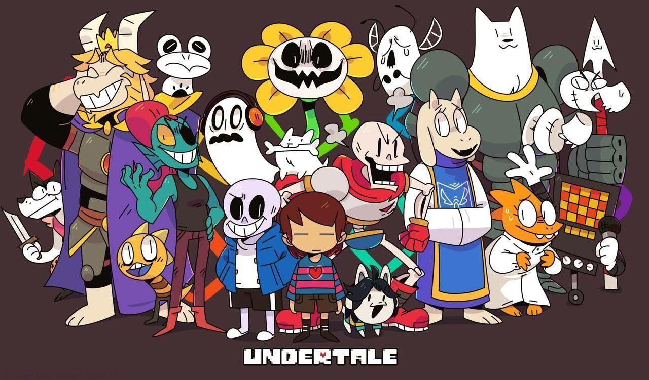 undertale wallpaper iphone