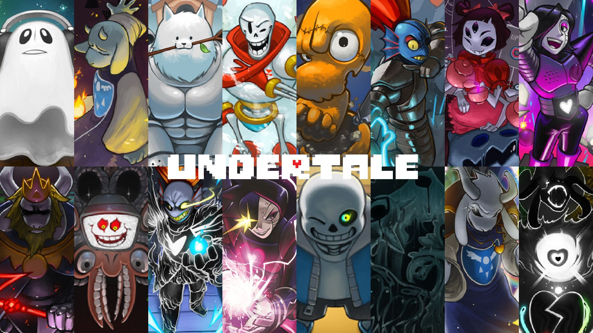 undertale live wallpaper download