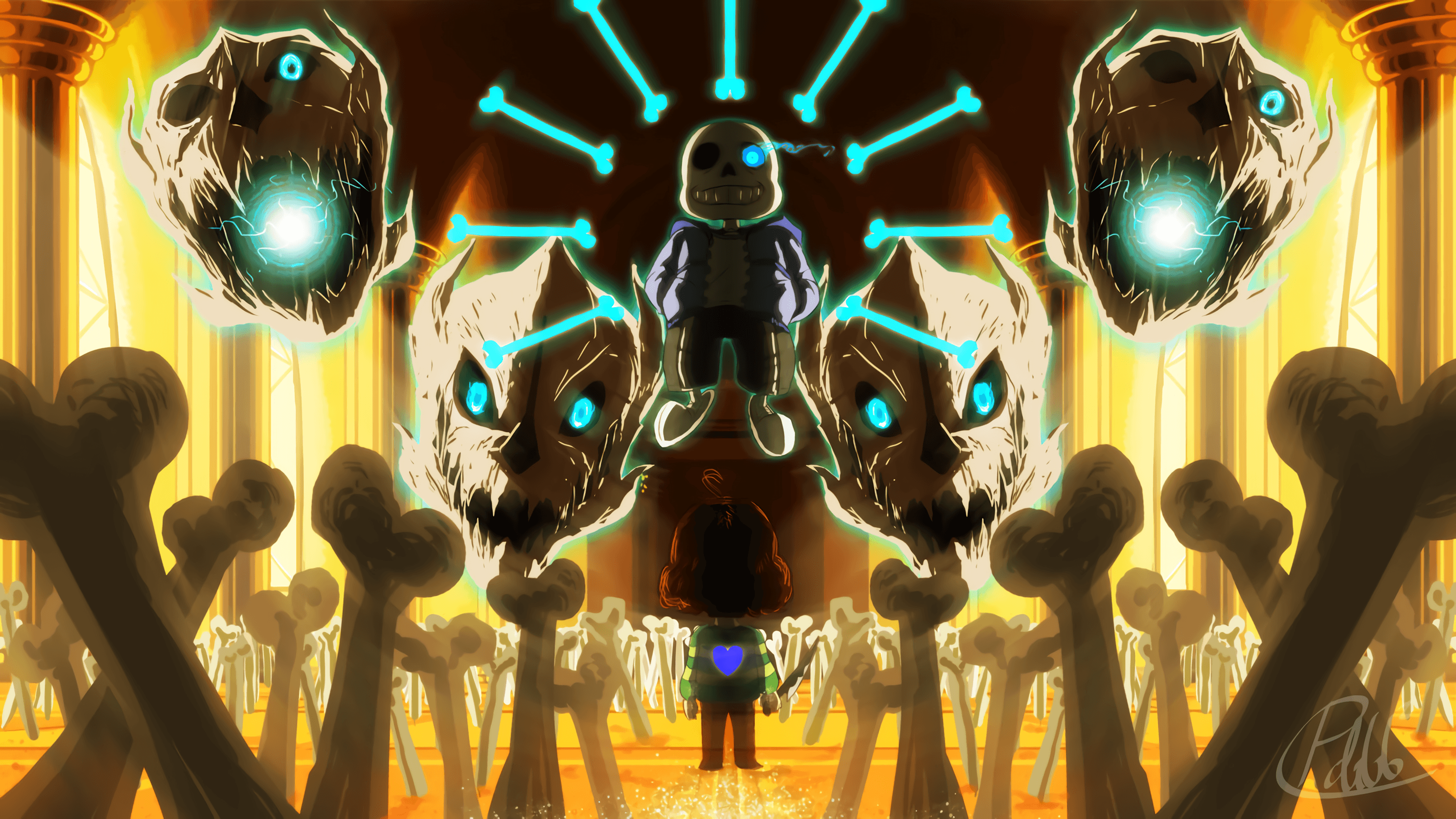 undertale determination soul