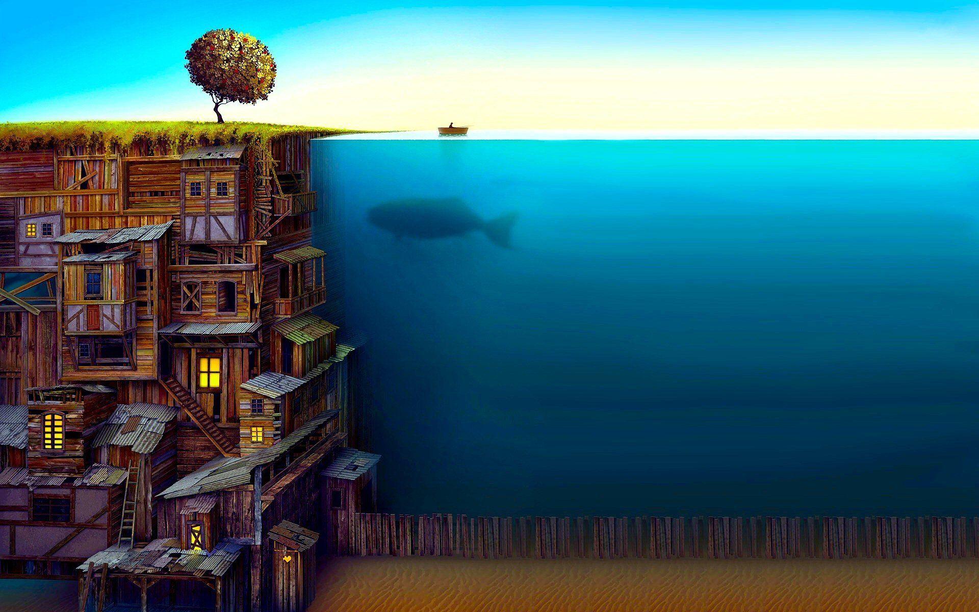 underwater background images hd