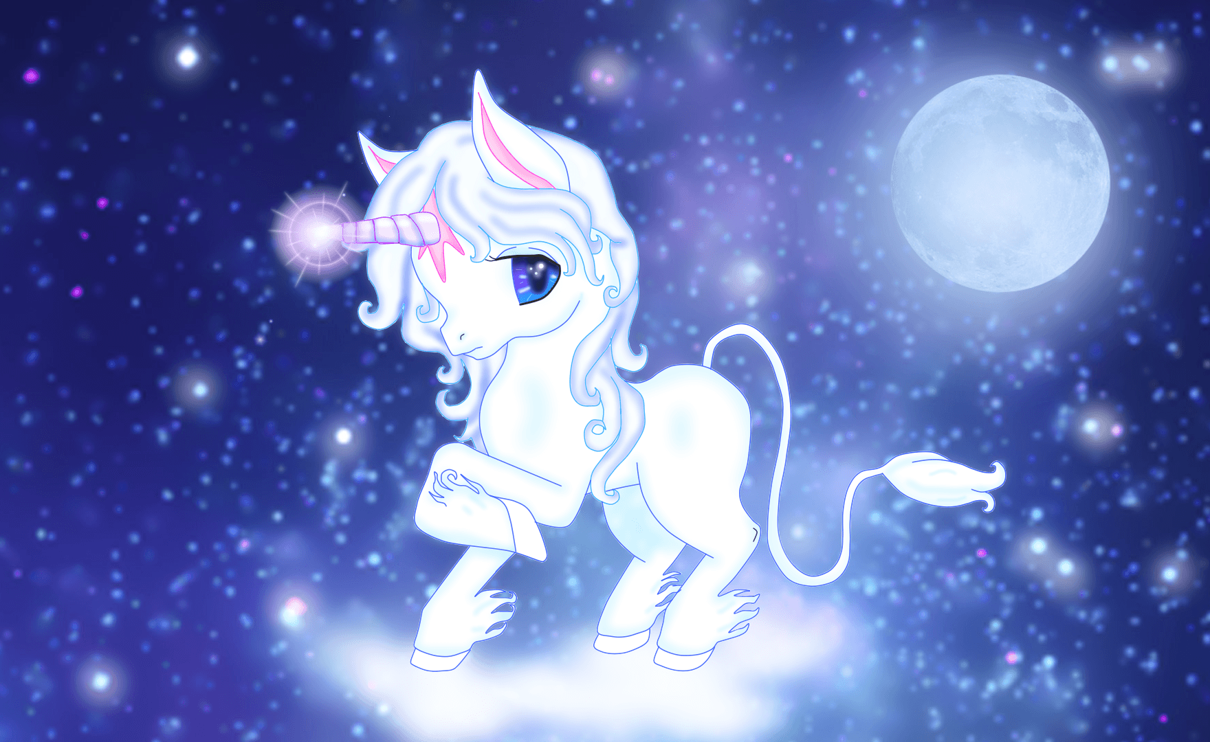 cute unicorns wallpapers hd