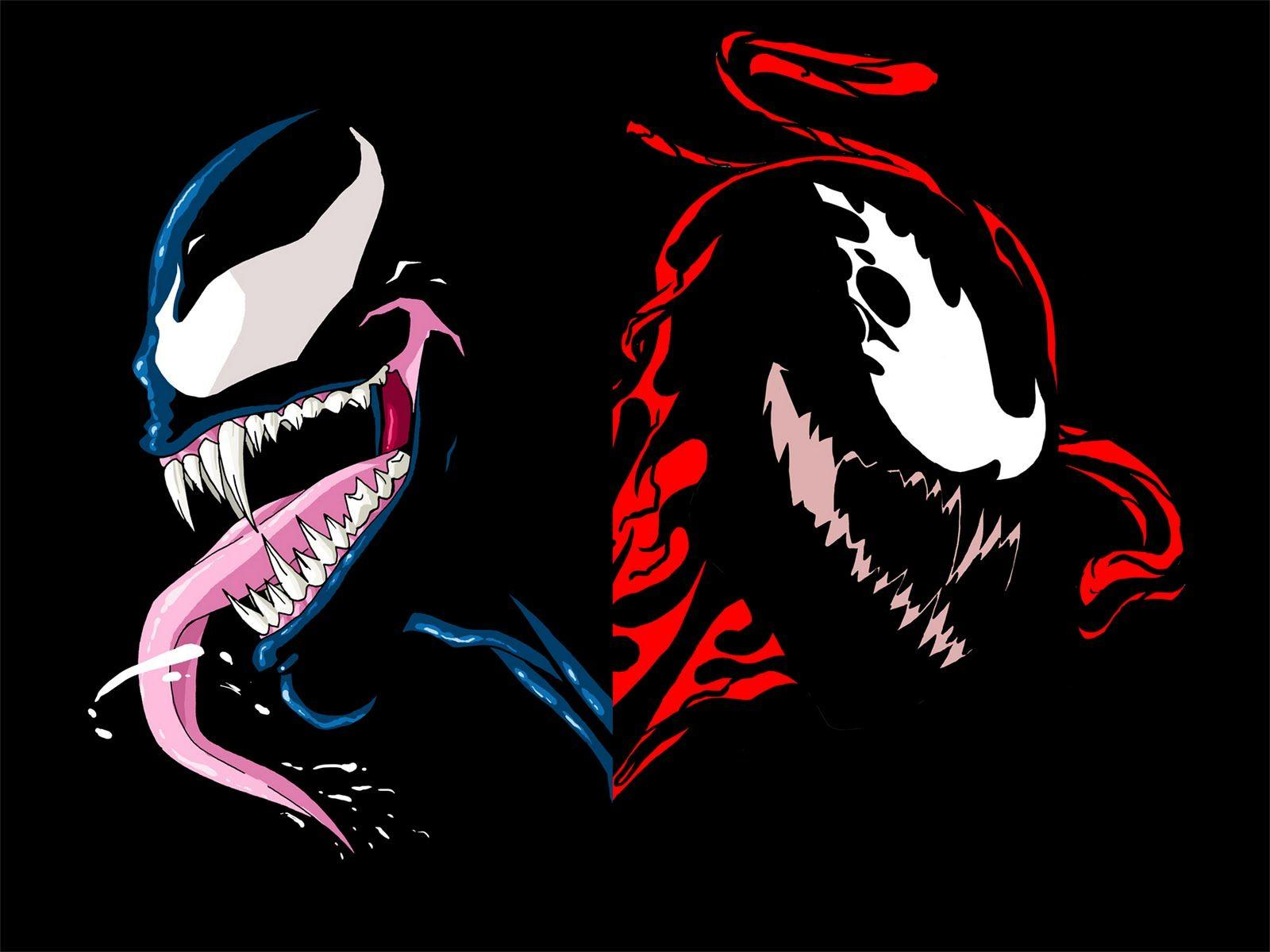 deadpool venom, venom wallpaper 4k