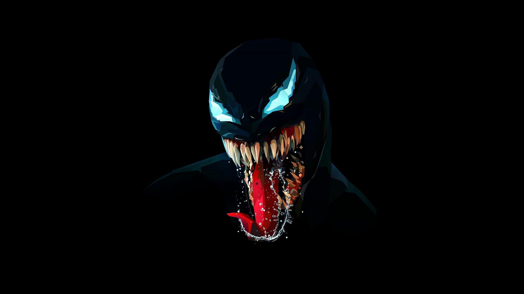 venom wallpaper, venom hd wallpaper