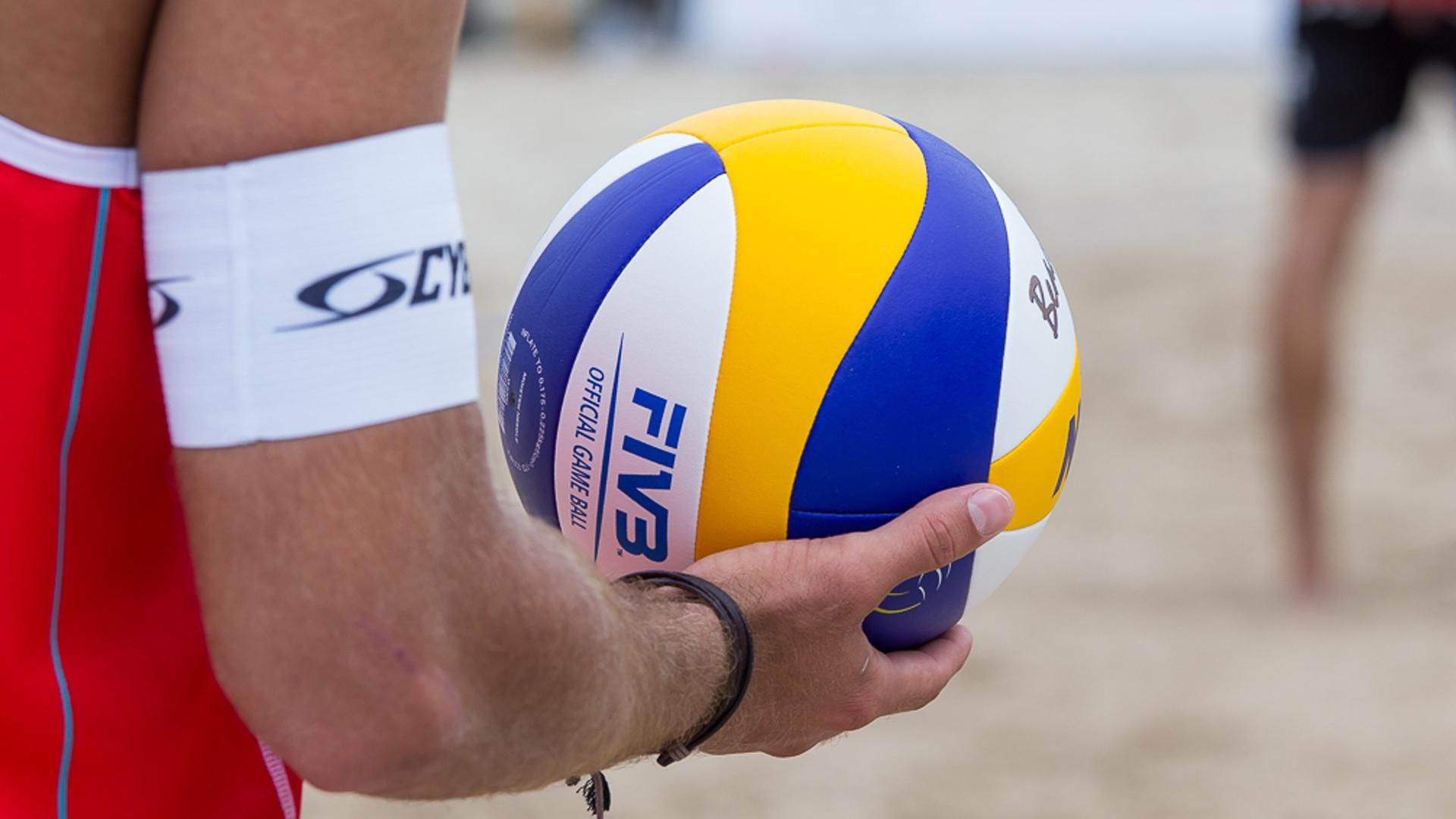 pictures of volleyballs