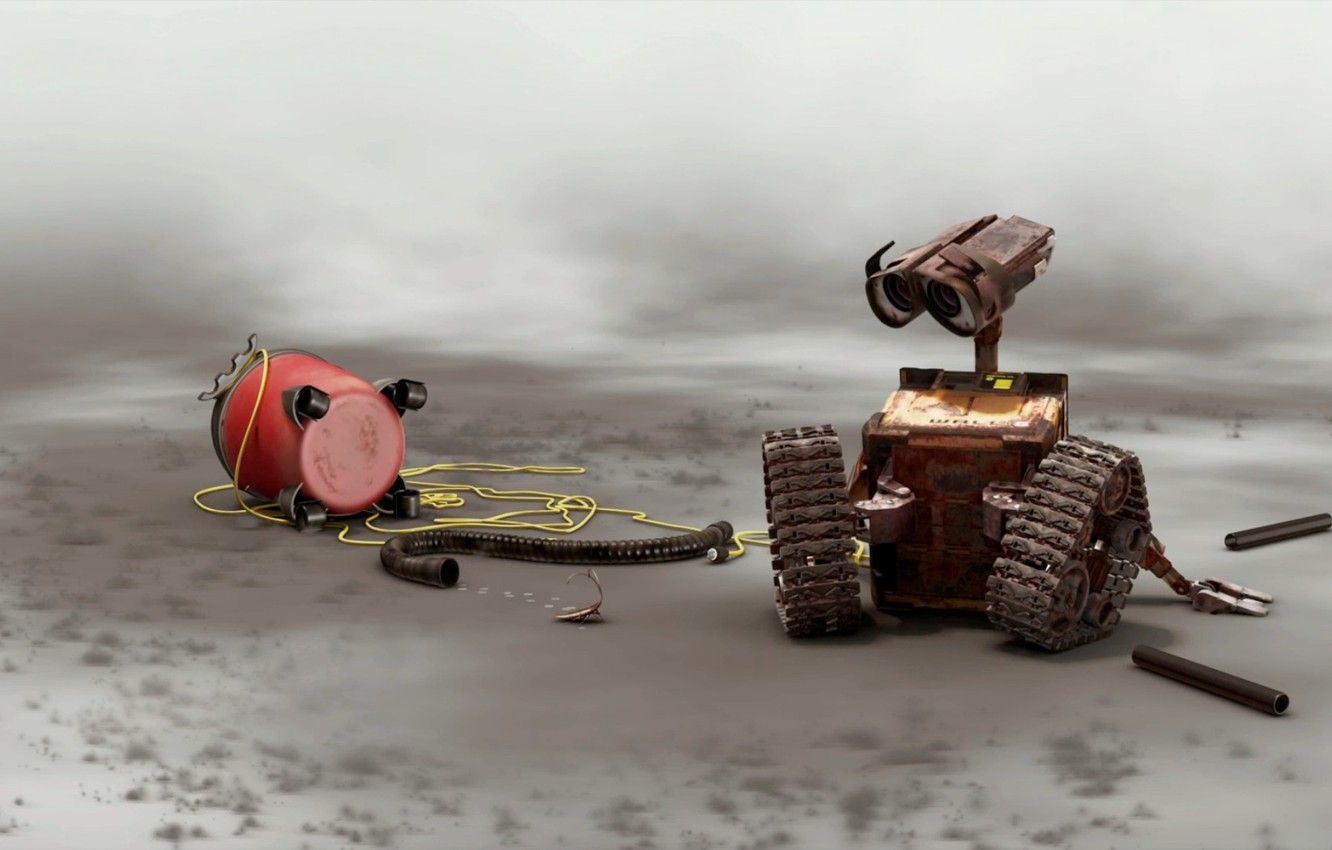 wall-e hd background