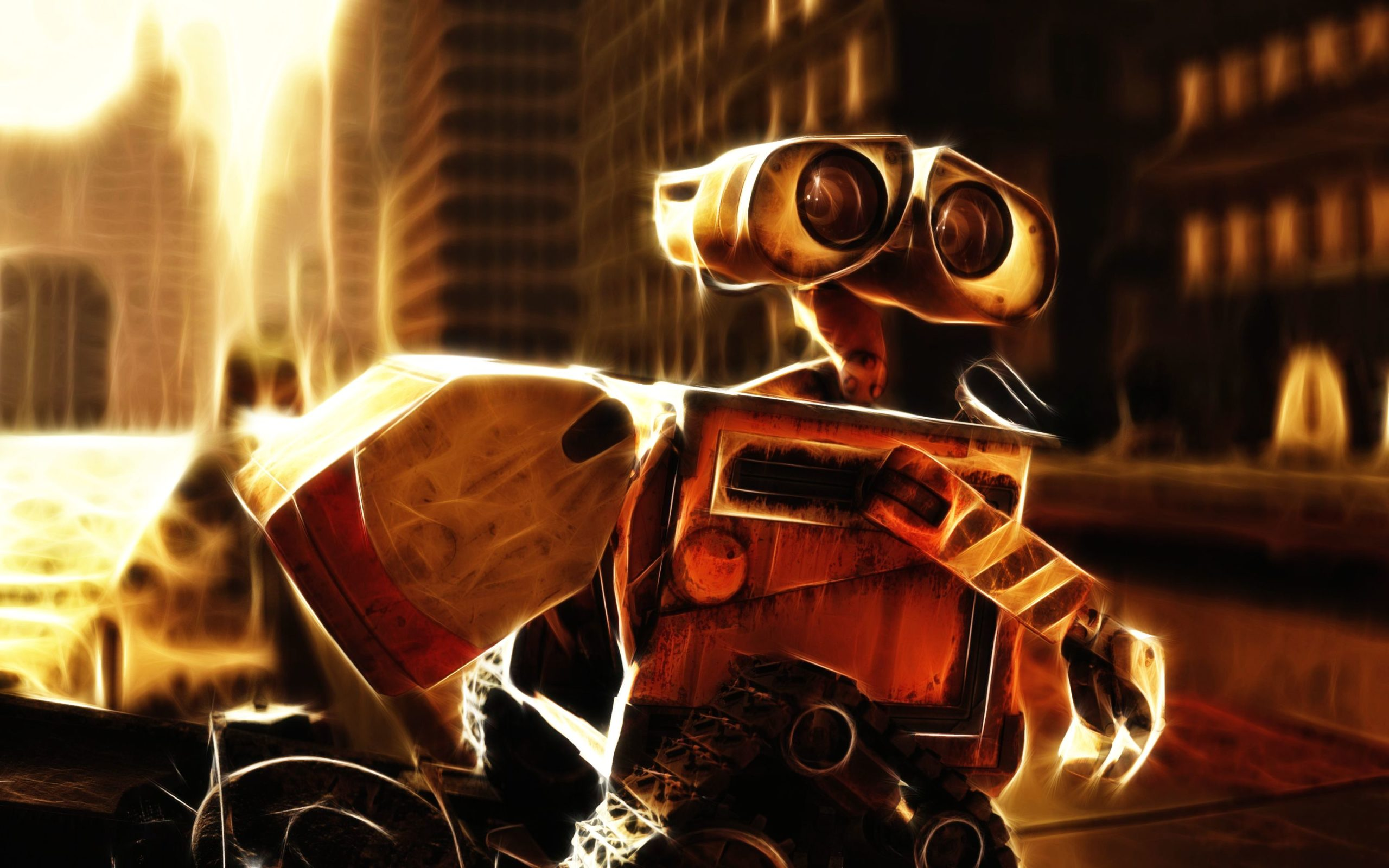 wall e desktop hd wallpaper
