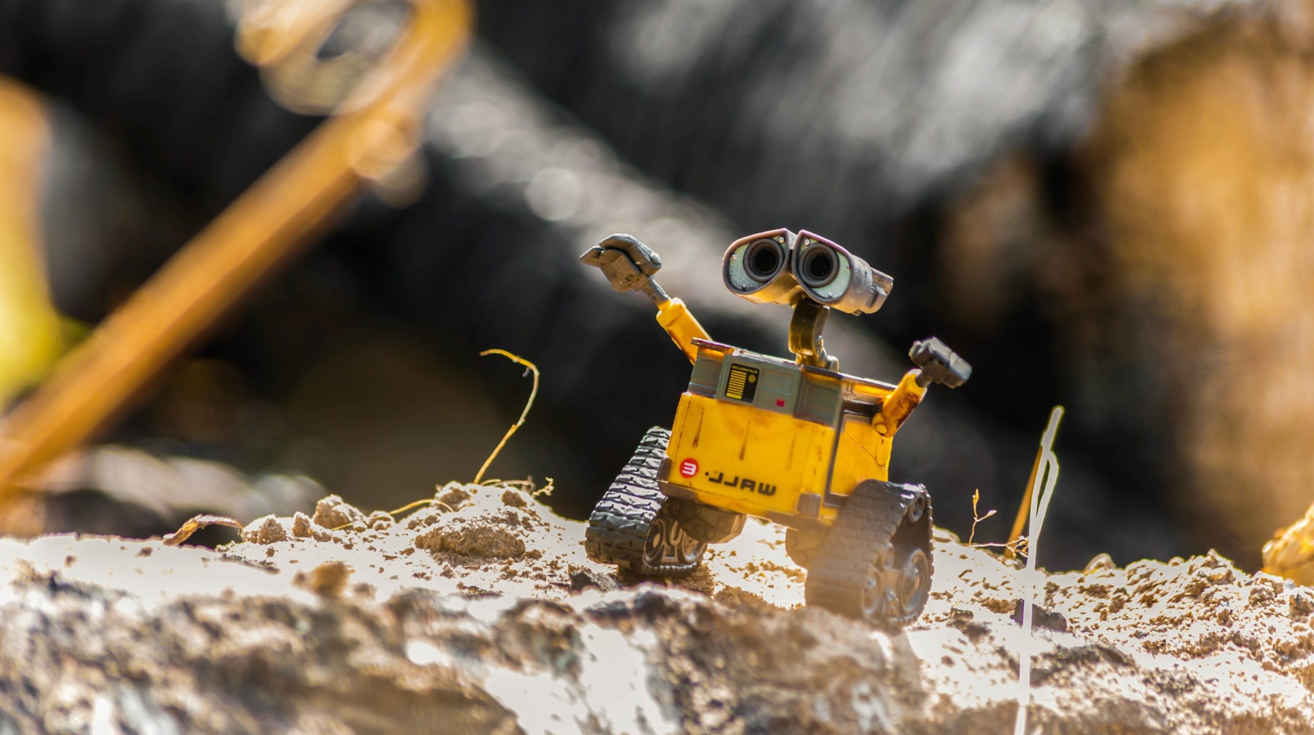 wall e desktop 4k wallpaper