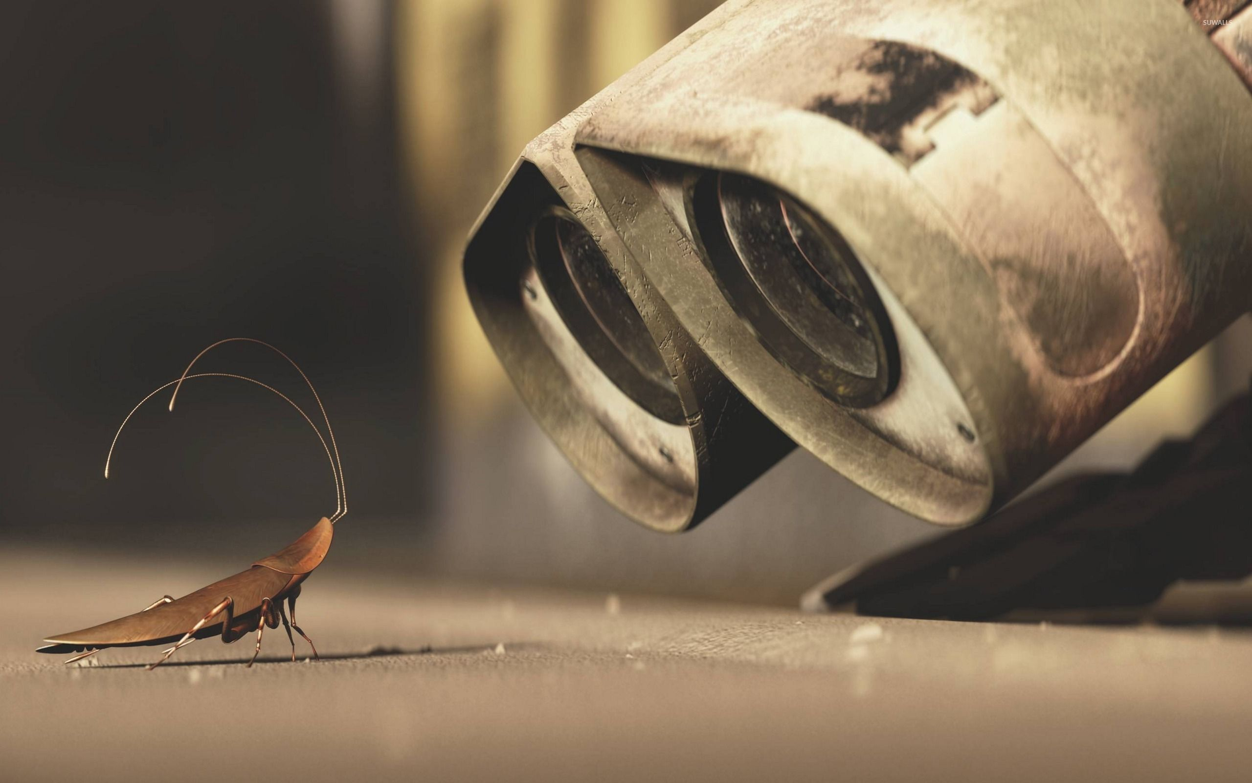 wall e desktop wallpaper 4k