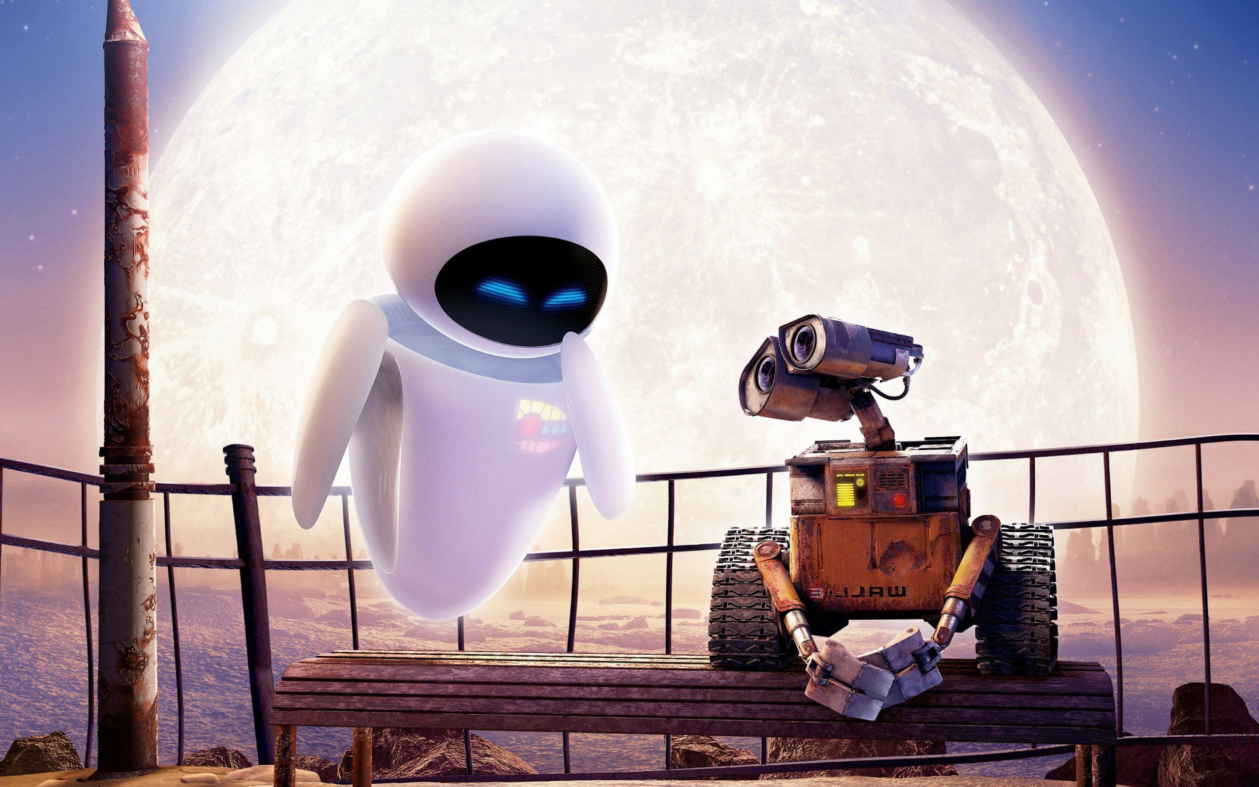 wall e desktop wallpaper free download