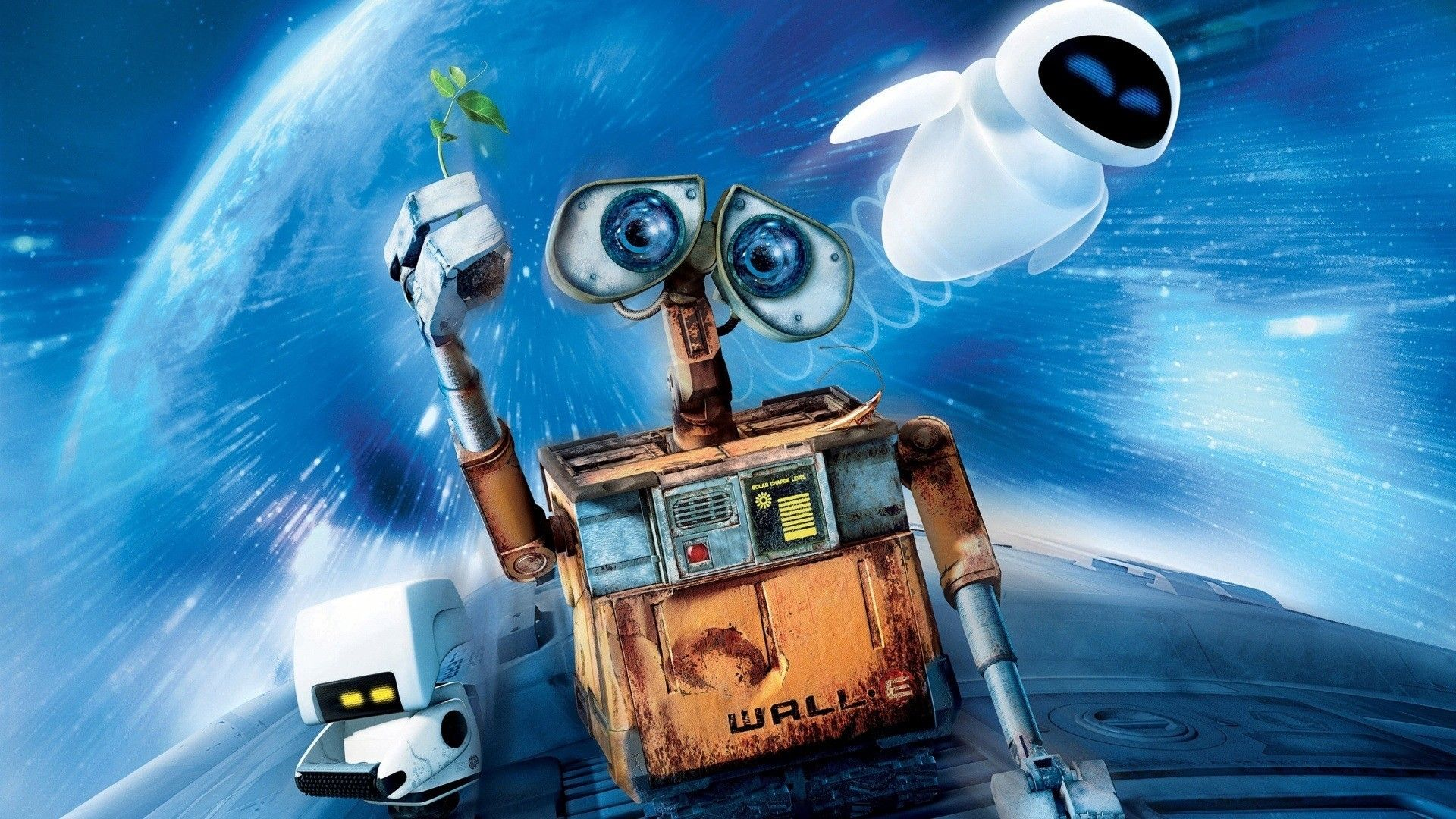 walle and eve wallpapers free download