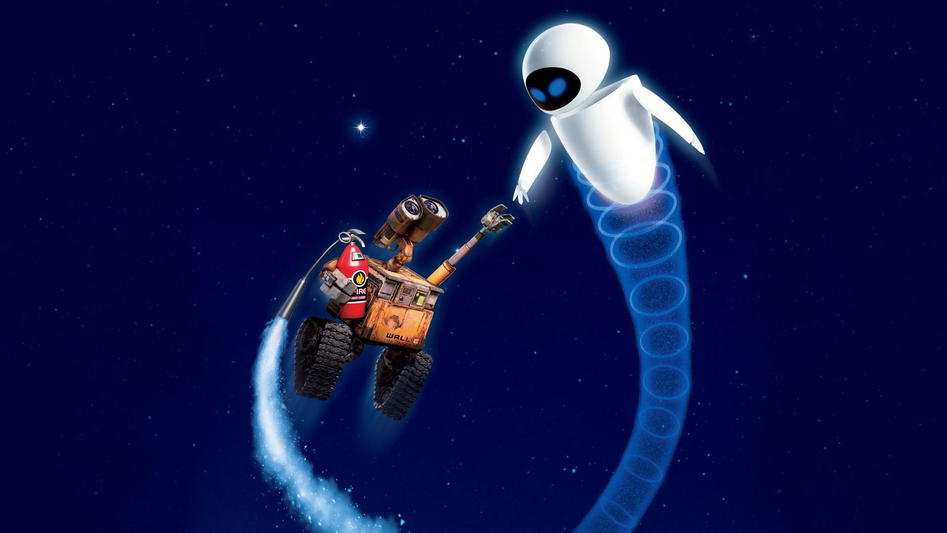 wall e and eve images hd