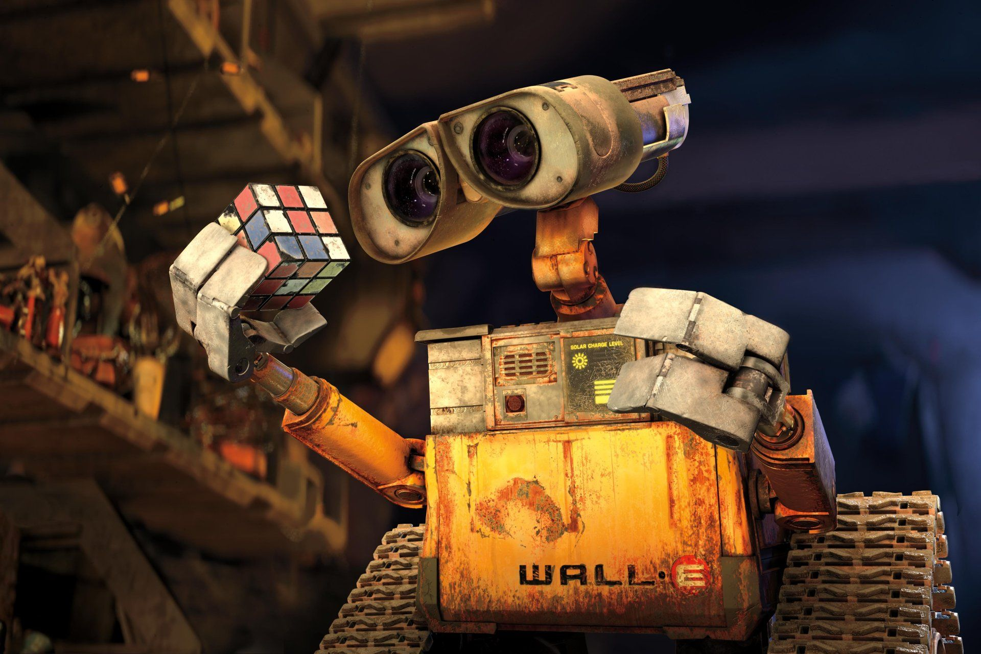 WALL-E Wallpapers hd