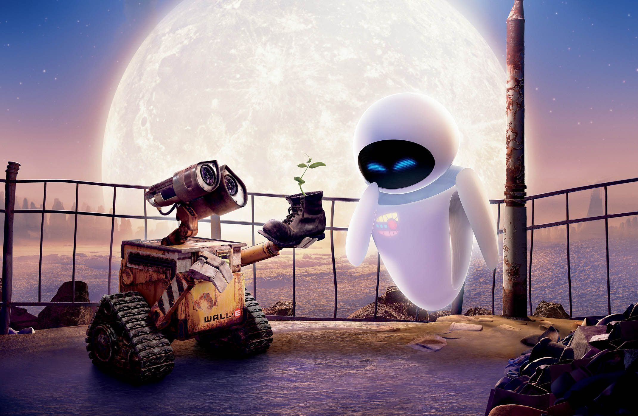pictures of wall-e