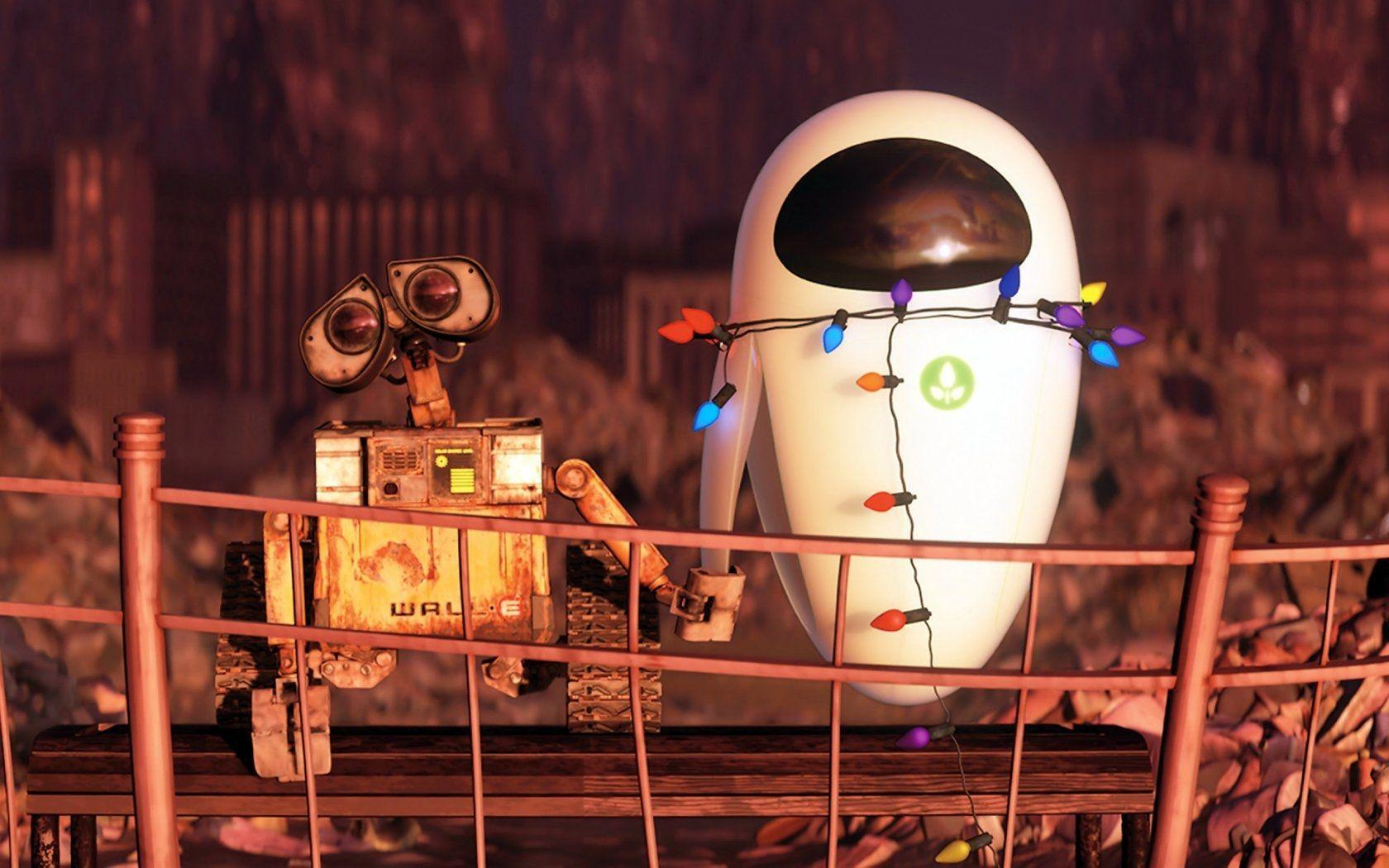 wall-e 4k images free download