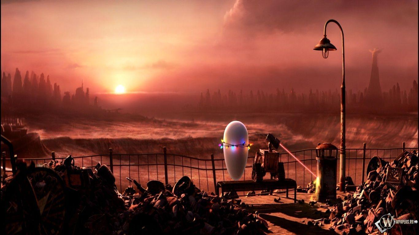 awesome wall e wallpapers