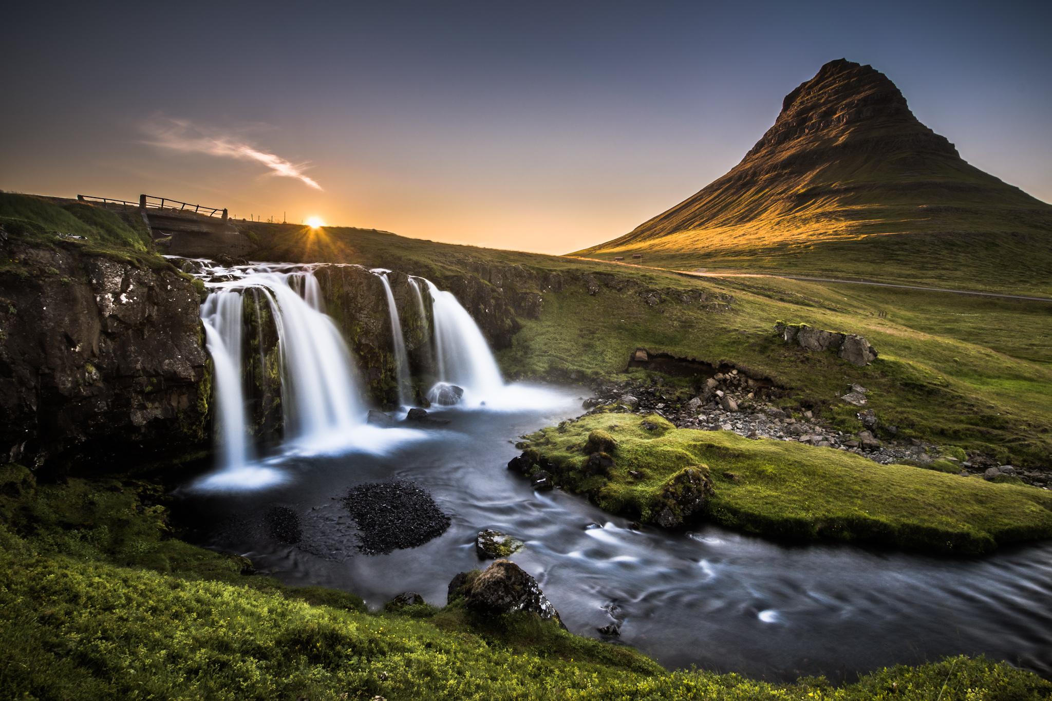 hd wallpapers waterfall
