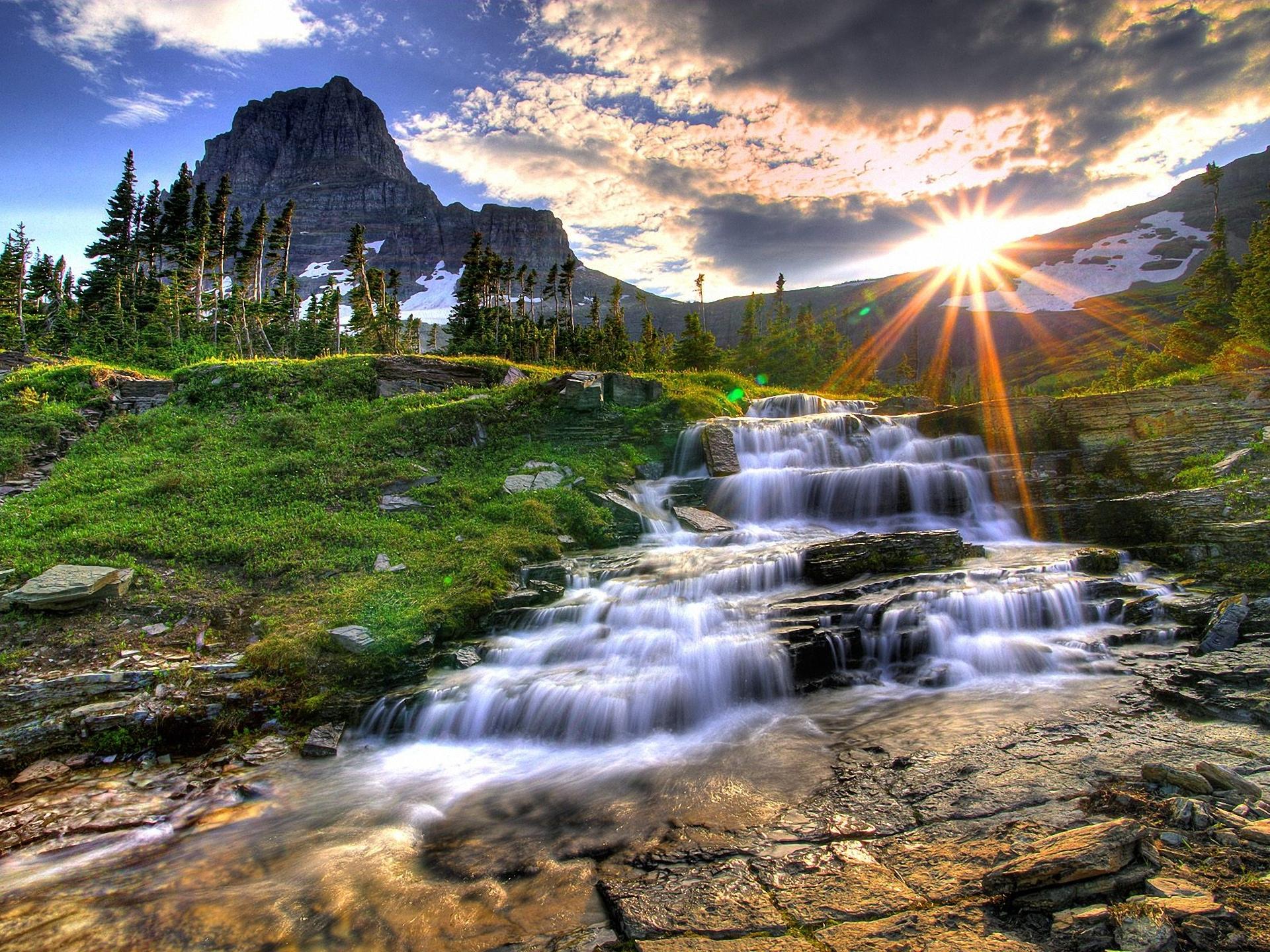 natural waterfalls images